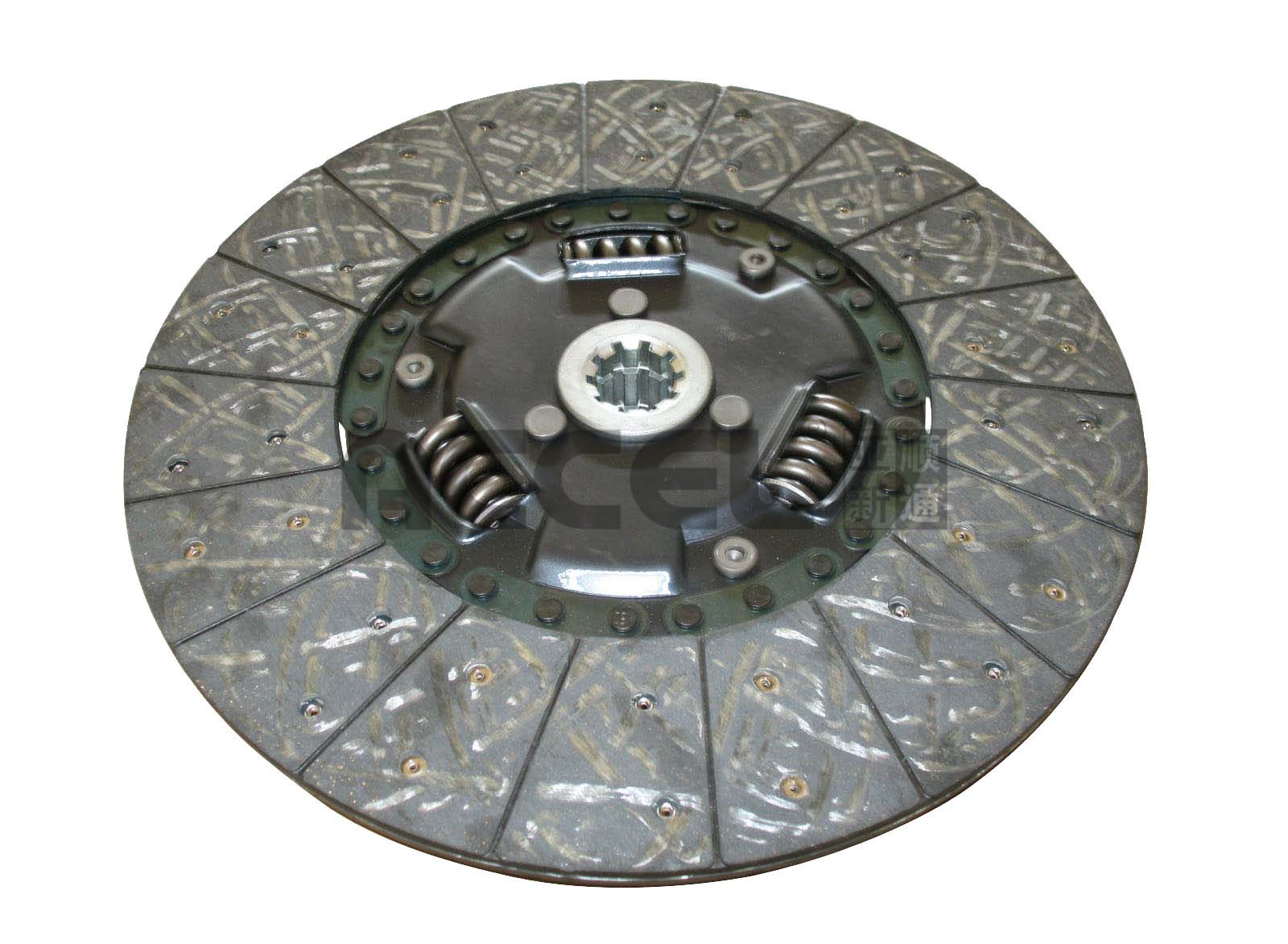 Clutch Disc/OE:NULL/430*250*10*41.6/AND-086TS/NISSAN DIESE L/CL1516