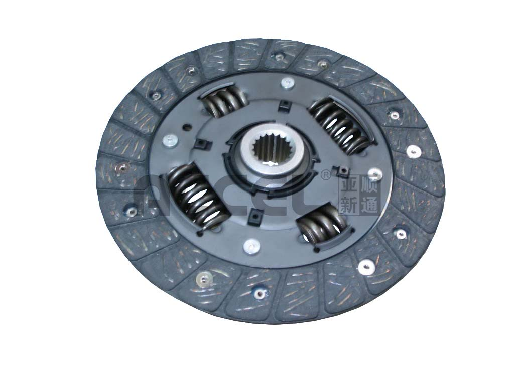 Clutch Disc/OE:100706/181*127*18*20.8/APG-026TS/PEUGEOT/CL1507