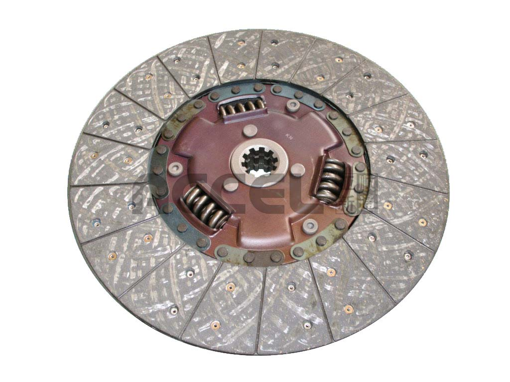 Clutch Disc/OE:NULL/430*250*10*41.3/AND-087TS/NISSAN DIESE L/CL1517
