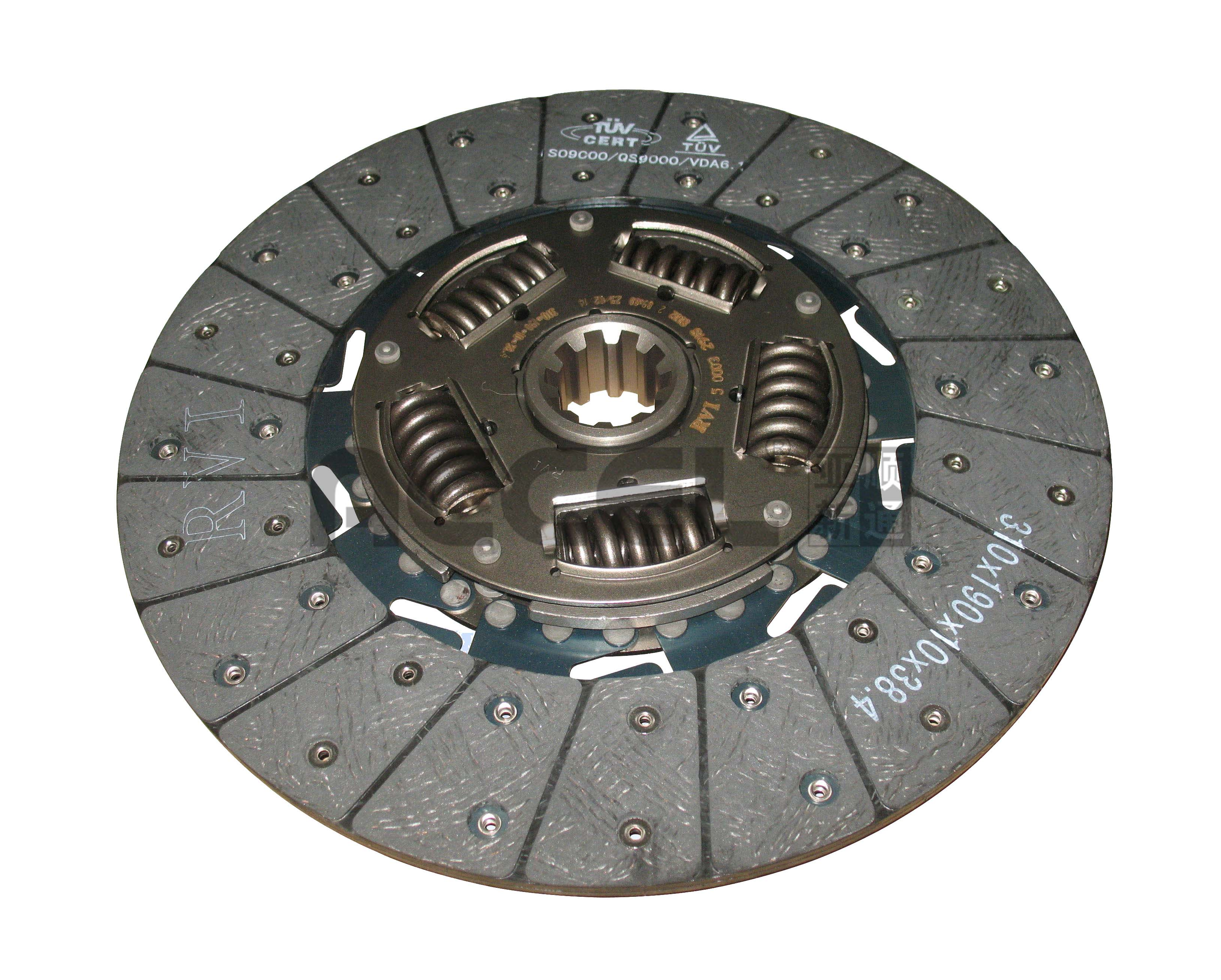 Clutch Disc/OE:D22
