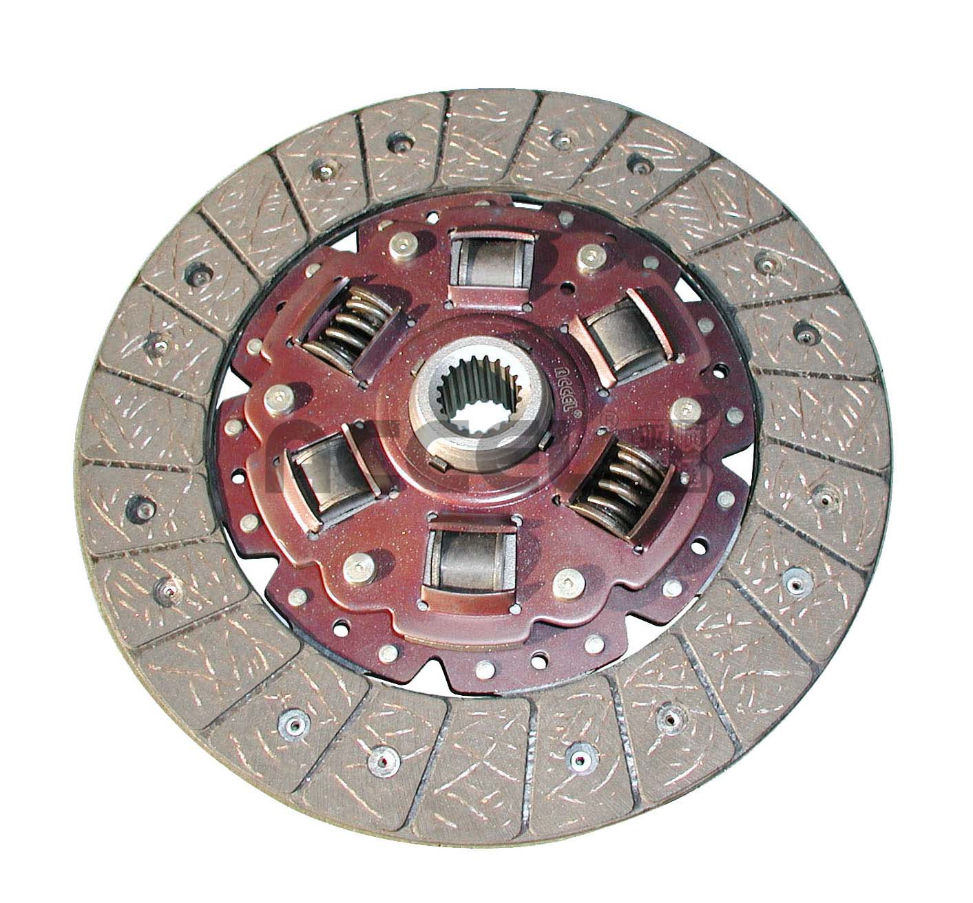 Clutch Disc/OE:NULL/225*150*22*22.4/AFD-015/FORD/CL1026