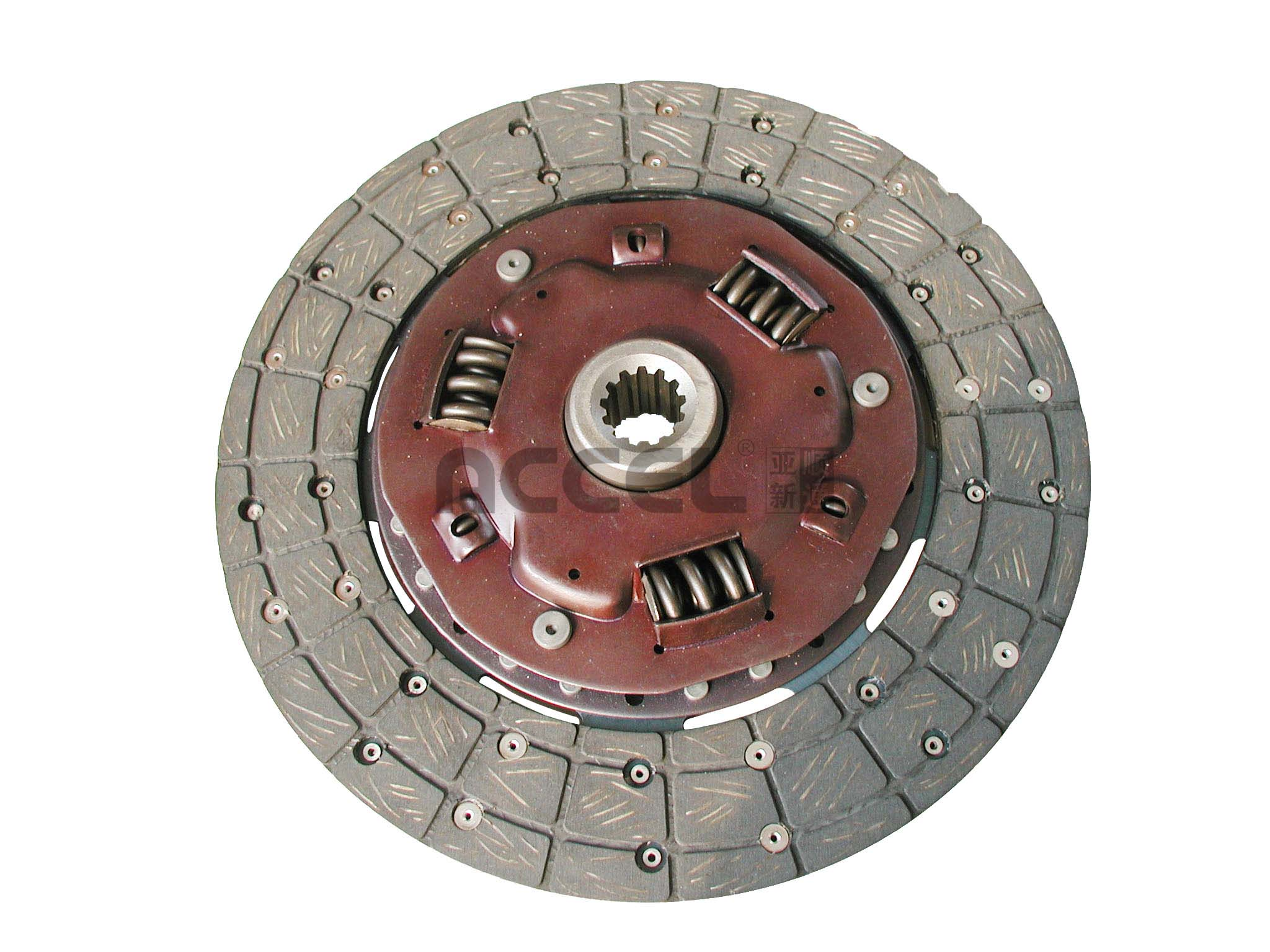 Clutch Disc/OE:NULL/275*180*13*25/AF-019TS/FORKLIFT/CL1038