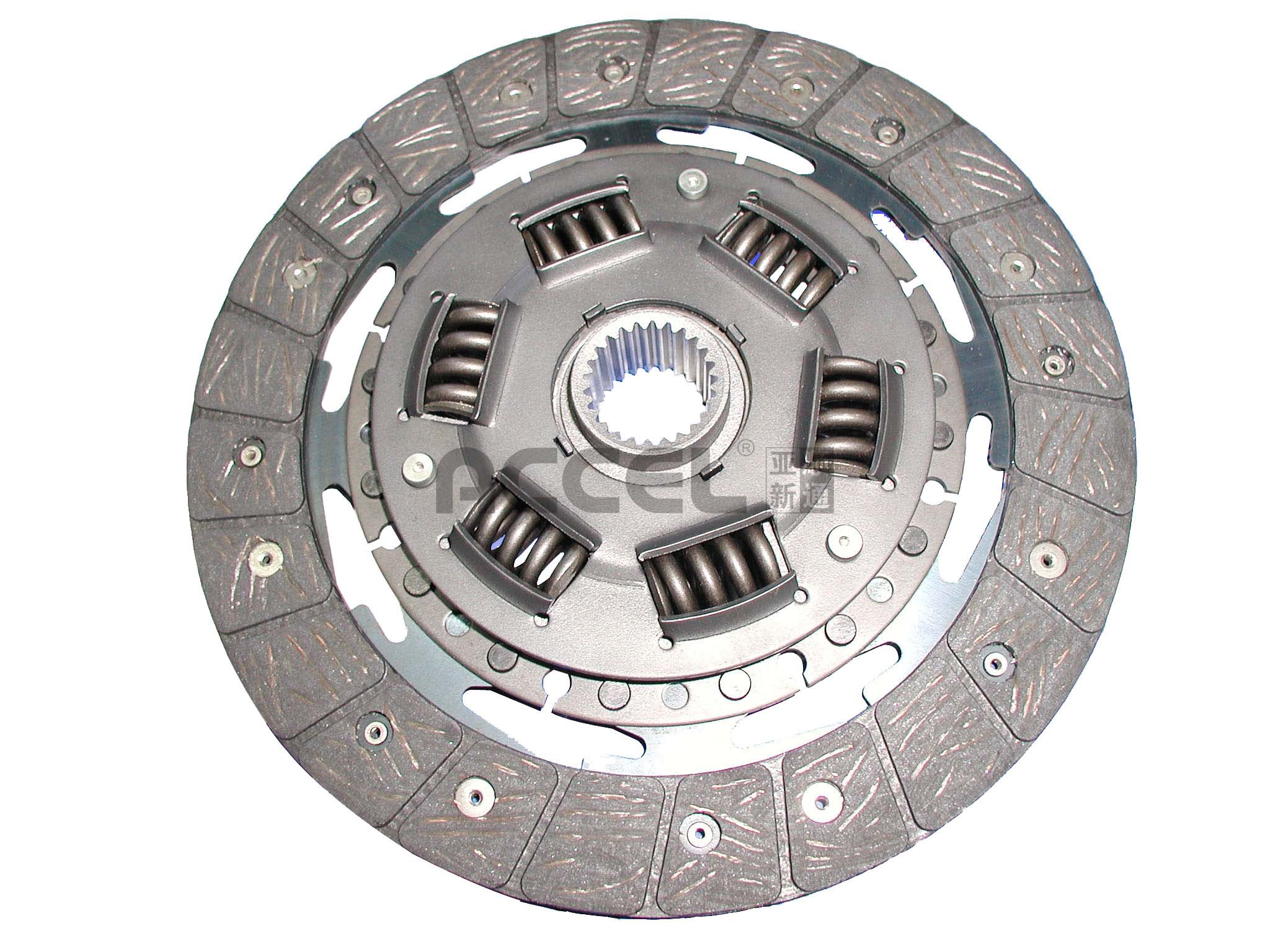 Clutch Disc/OE:NULL/215*158*25*28.2/AFD-014/FORD/CL0970