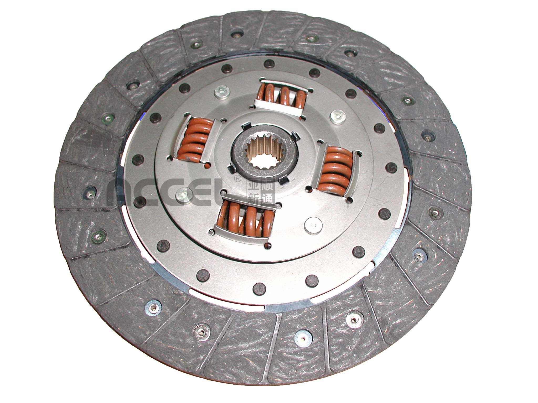 Clutch Disc/OE:1862 820 001/220*155*17*20/AFD-010/FORD/CL0586