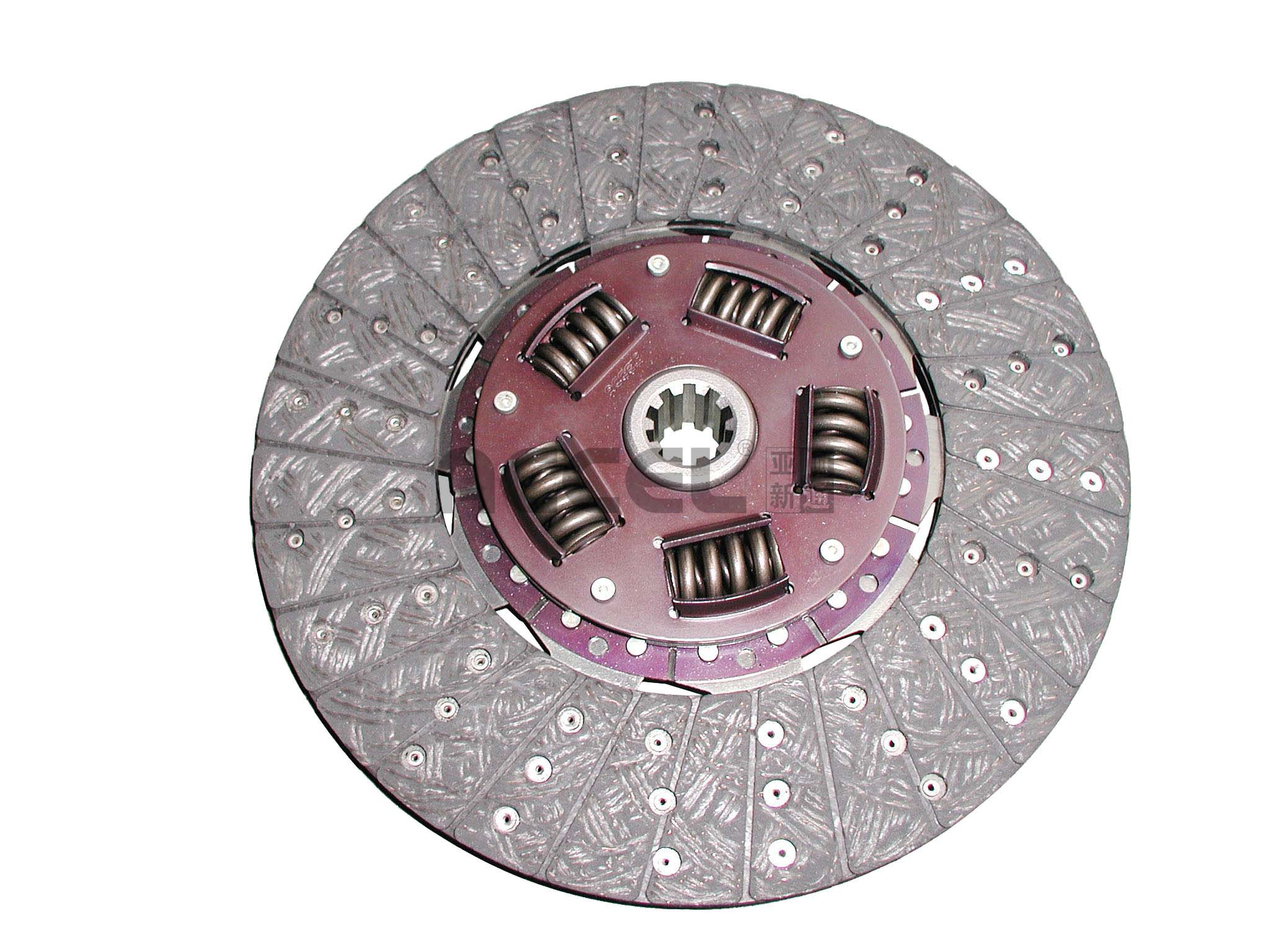 Clutch Disc/OE:NULL/300*172*10*28.9/AFD-011/FORD/CL0769