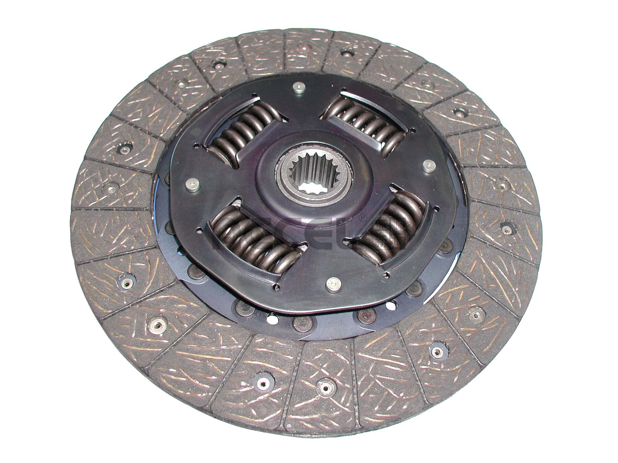 Clutch Disc/OE:NULL/225*150*17*23.5/AFD-016/FORD/CL0874