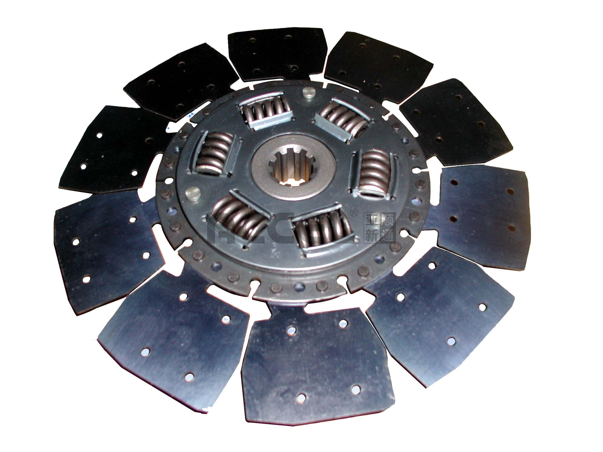 Clutch Disc/OE:NULL/280*165*10*27.3/AFD-013/FORD/CL0819