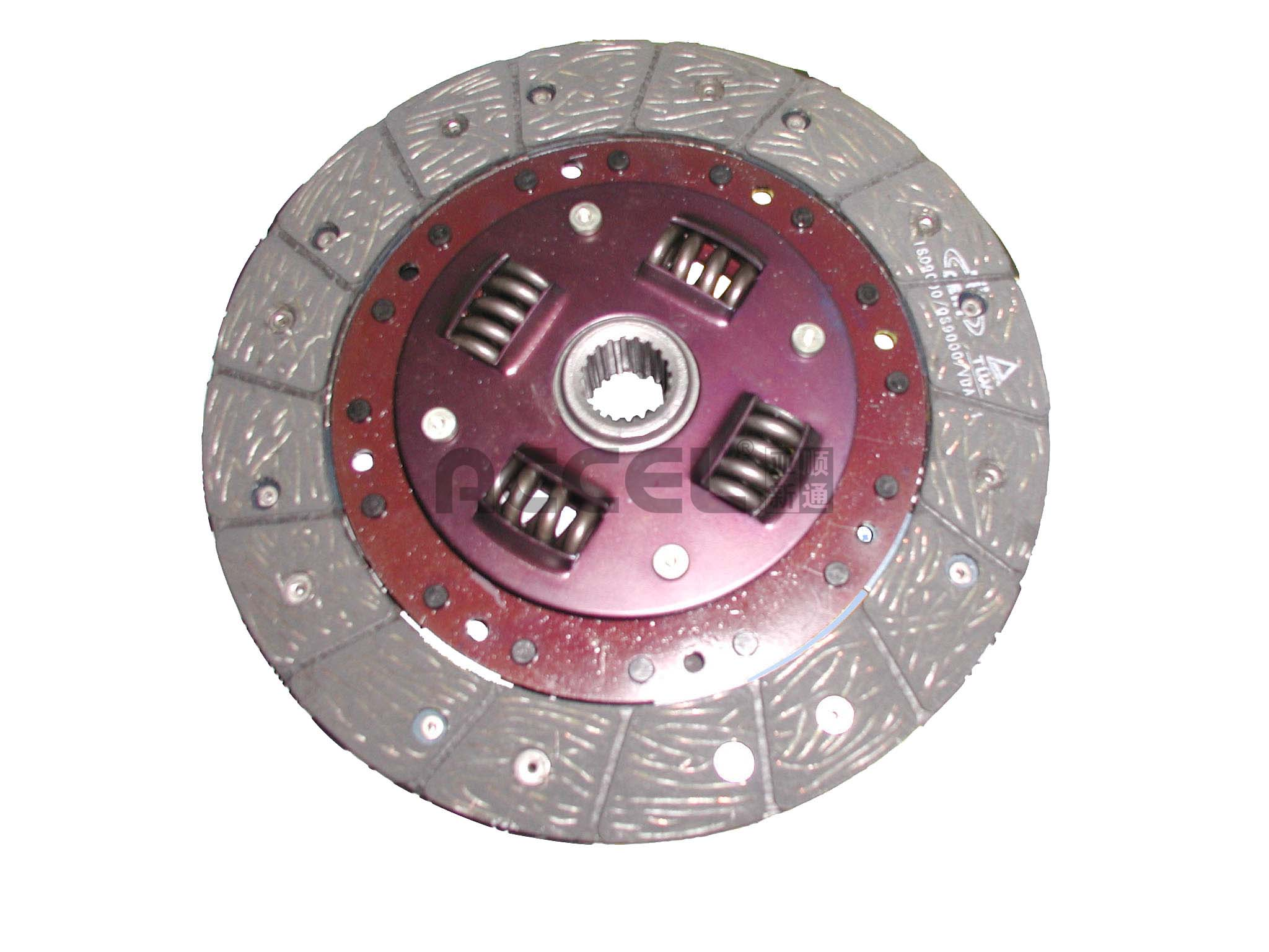 Clutch Disc/OE:NULL/212*150*21*22/AHC-018/HONDA/CL1036
