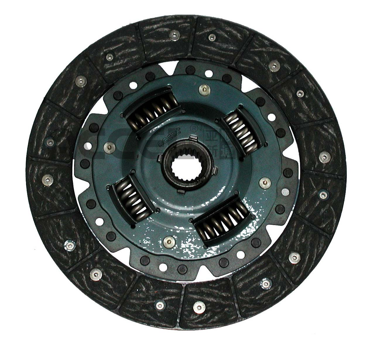 Clutch Disc/OE:22200-P08-000/212*150*20*22/AHC-008/HONDA/CL0178/HCD017