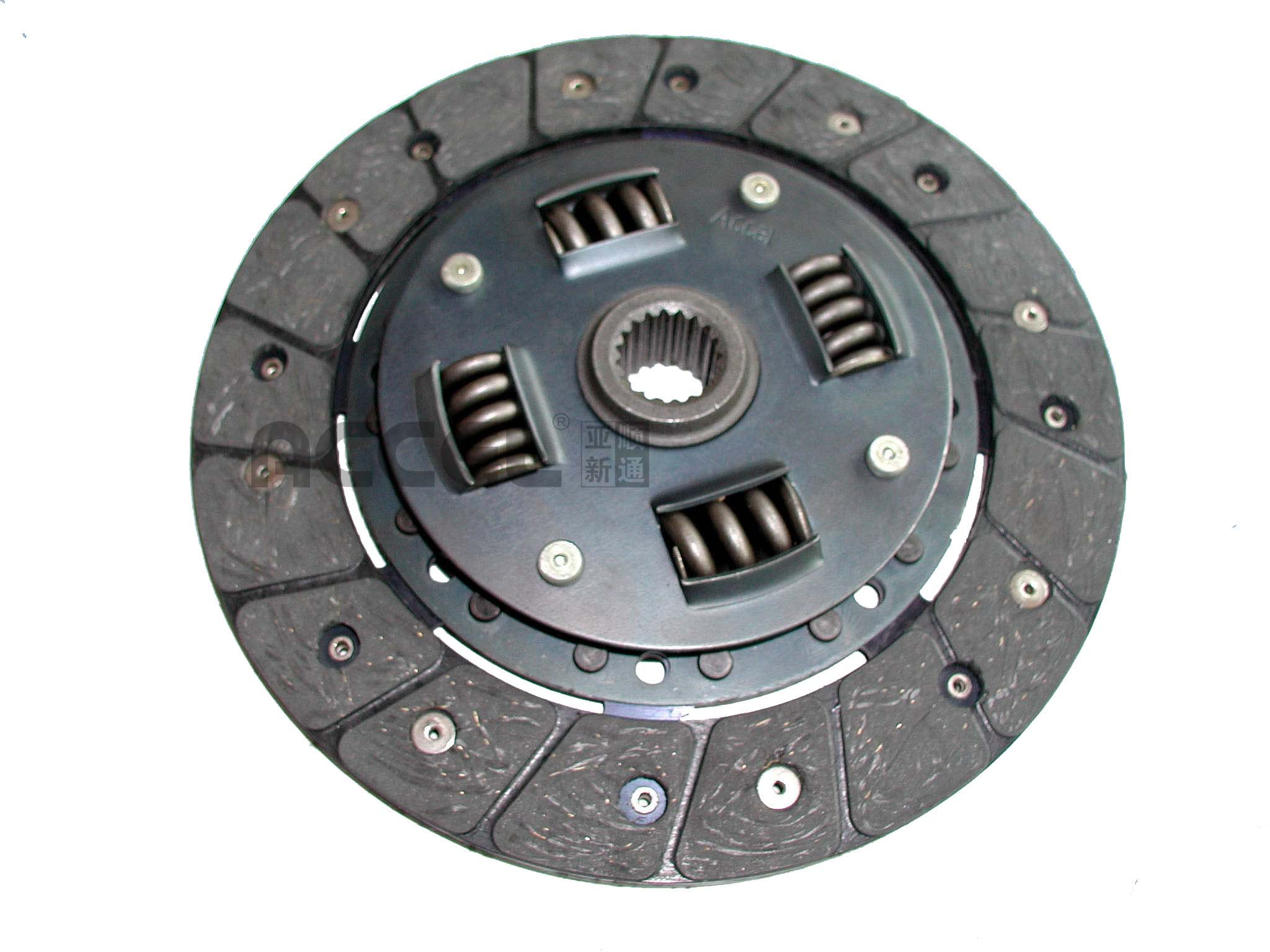 Clutch Disc/OE:SC210/190*132*19*20.1/AHC-006/HONDA/CL0318/22200-642-000
