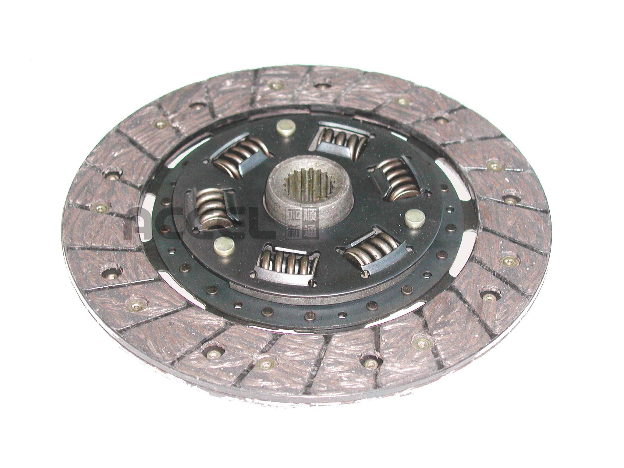 Clutch Disc/OE:22200-PC0-000/190*132*19*20.1/AHC-001/HONDA/CL0117/HCD007