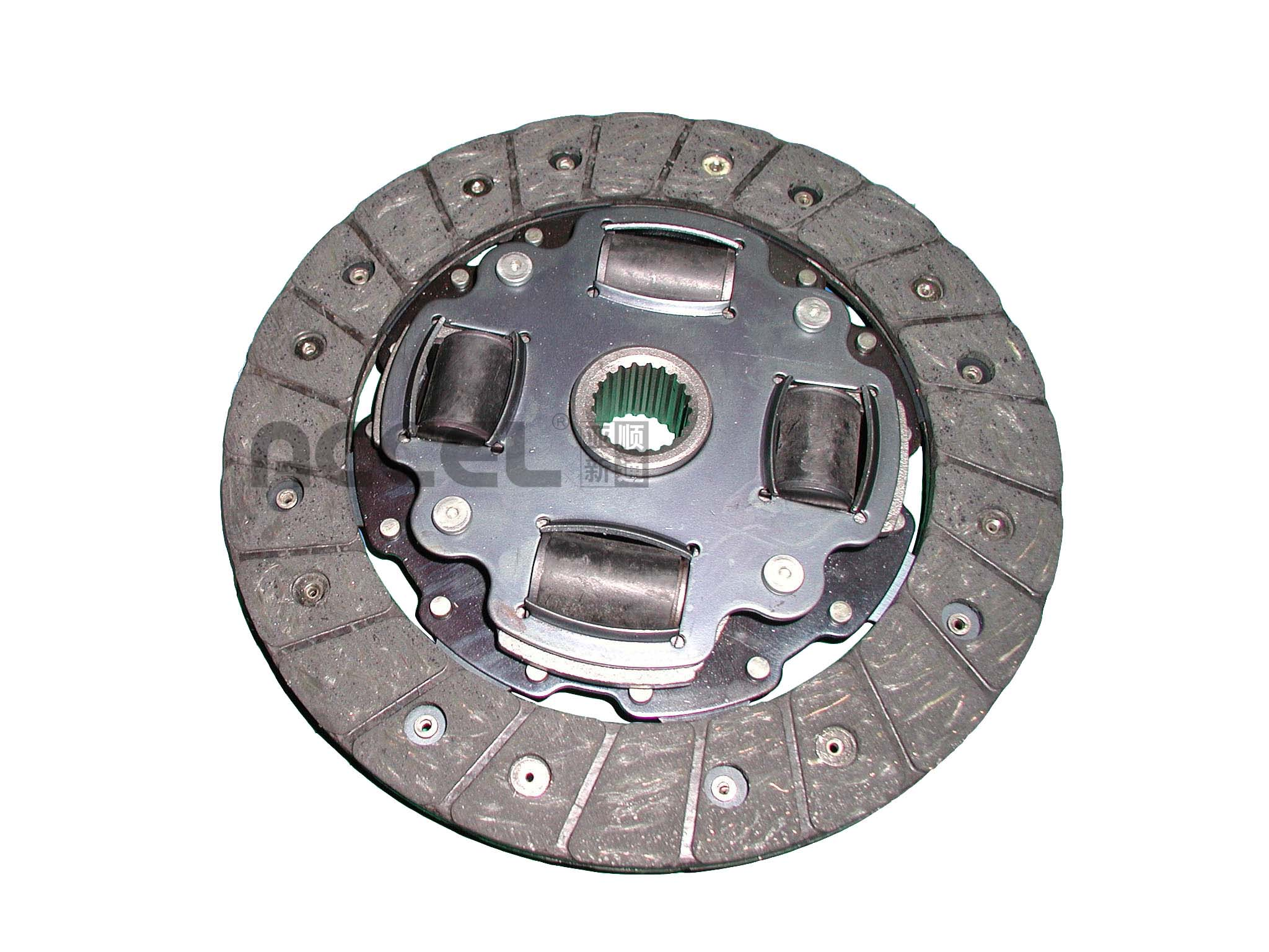 Clutch Disc/OE:22200-PM1-010/190*132*21*22/AHC-009/HONDA/CL0249/HCD006
