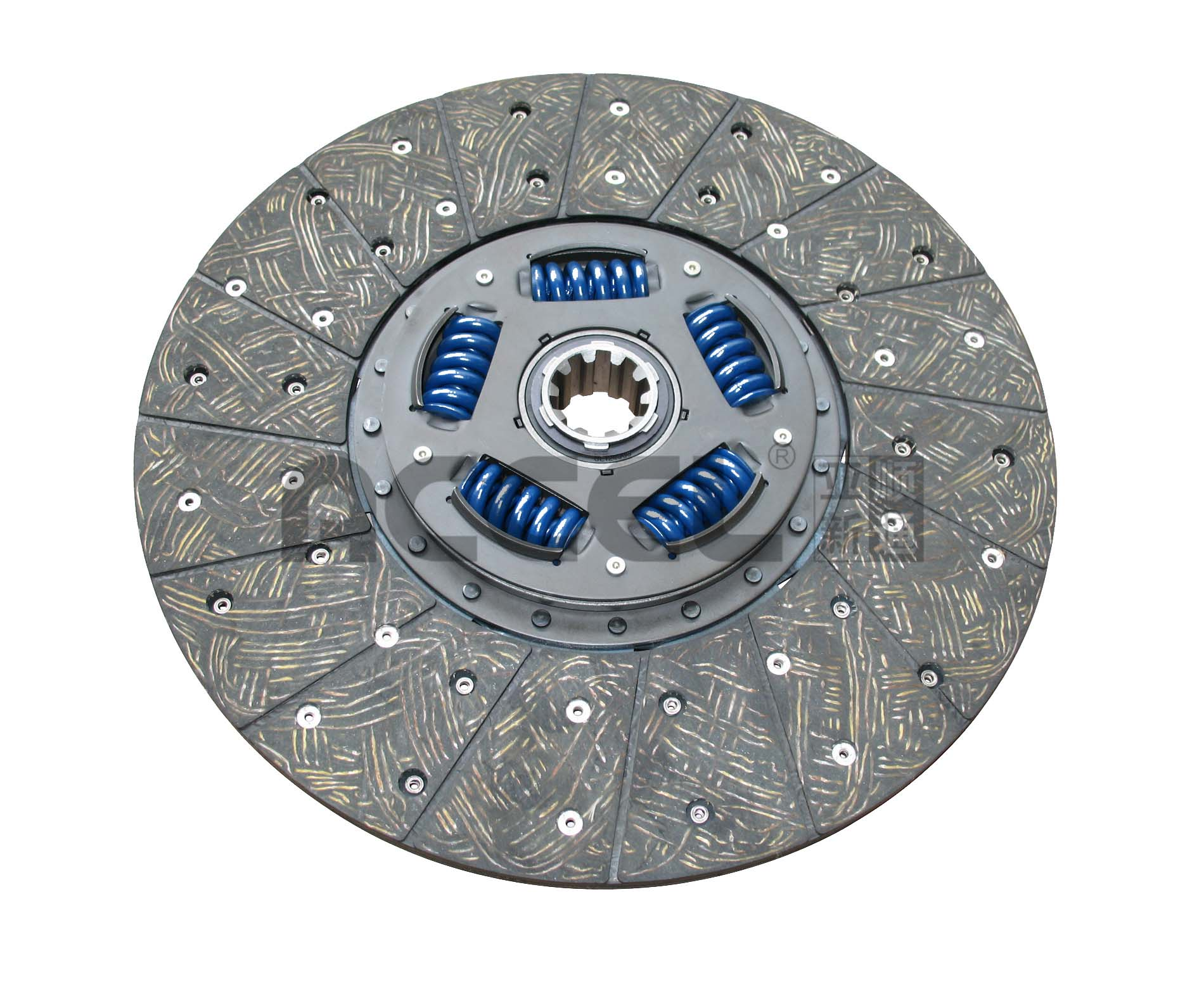 Clutch Disc/OE:/362*195*10*38.1/AMN-004TS/MAN/CL1249