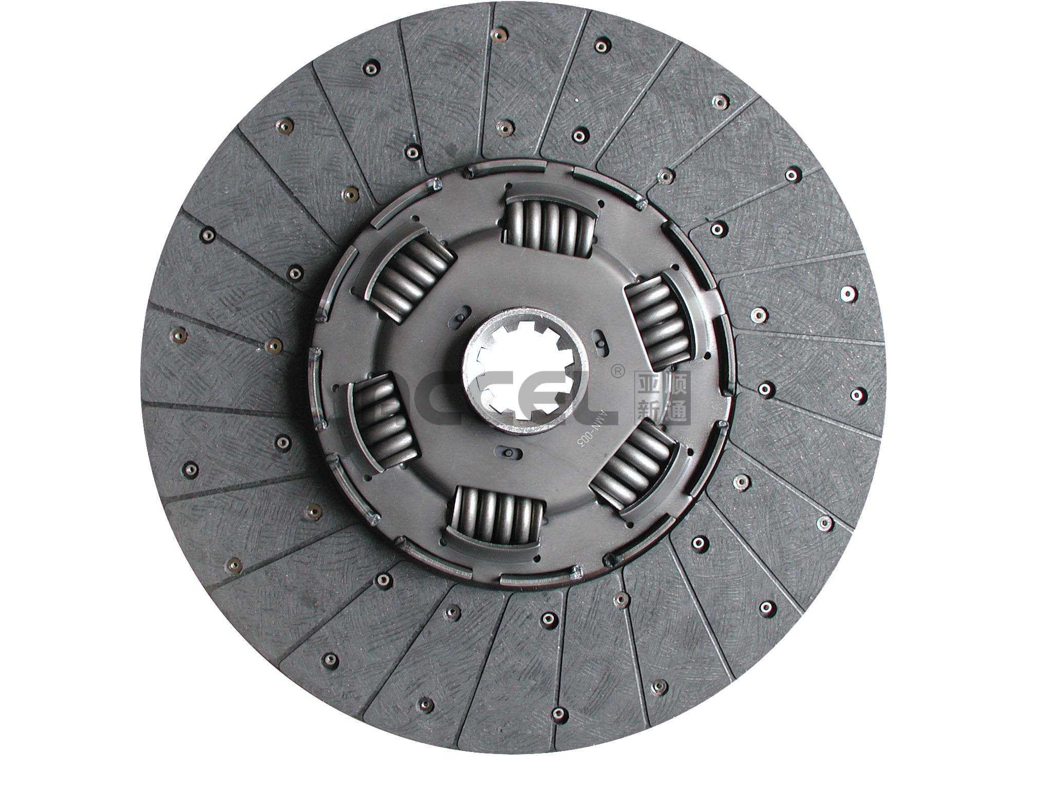 Clutch Disc/OE:NULL/430*240*10*50.8/AMN-003TS/MAN/CL1362