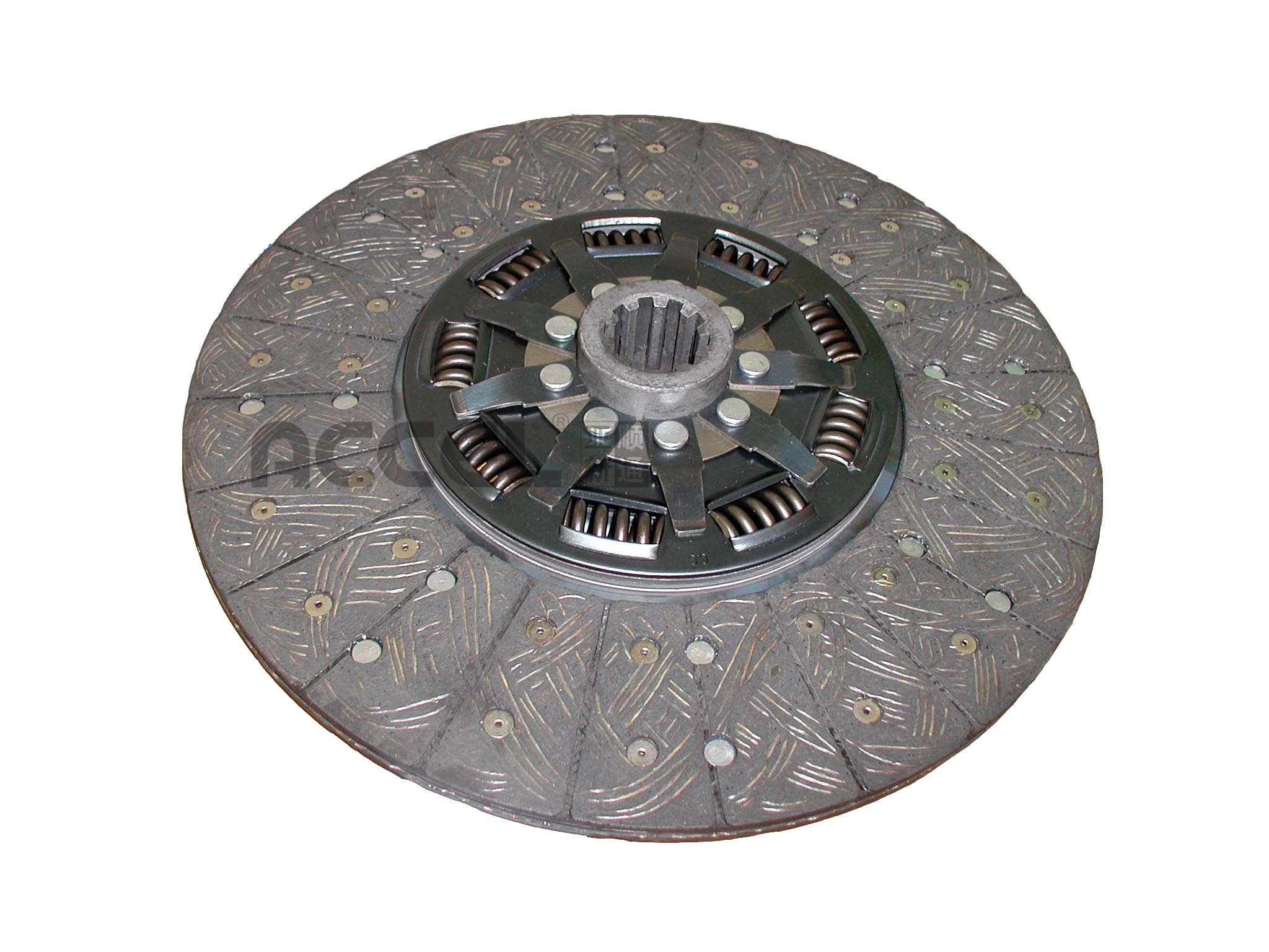 Clutch Disc/OE:NULL/350*195*10*38.4/AMN-001/MAN/CL0522