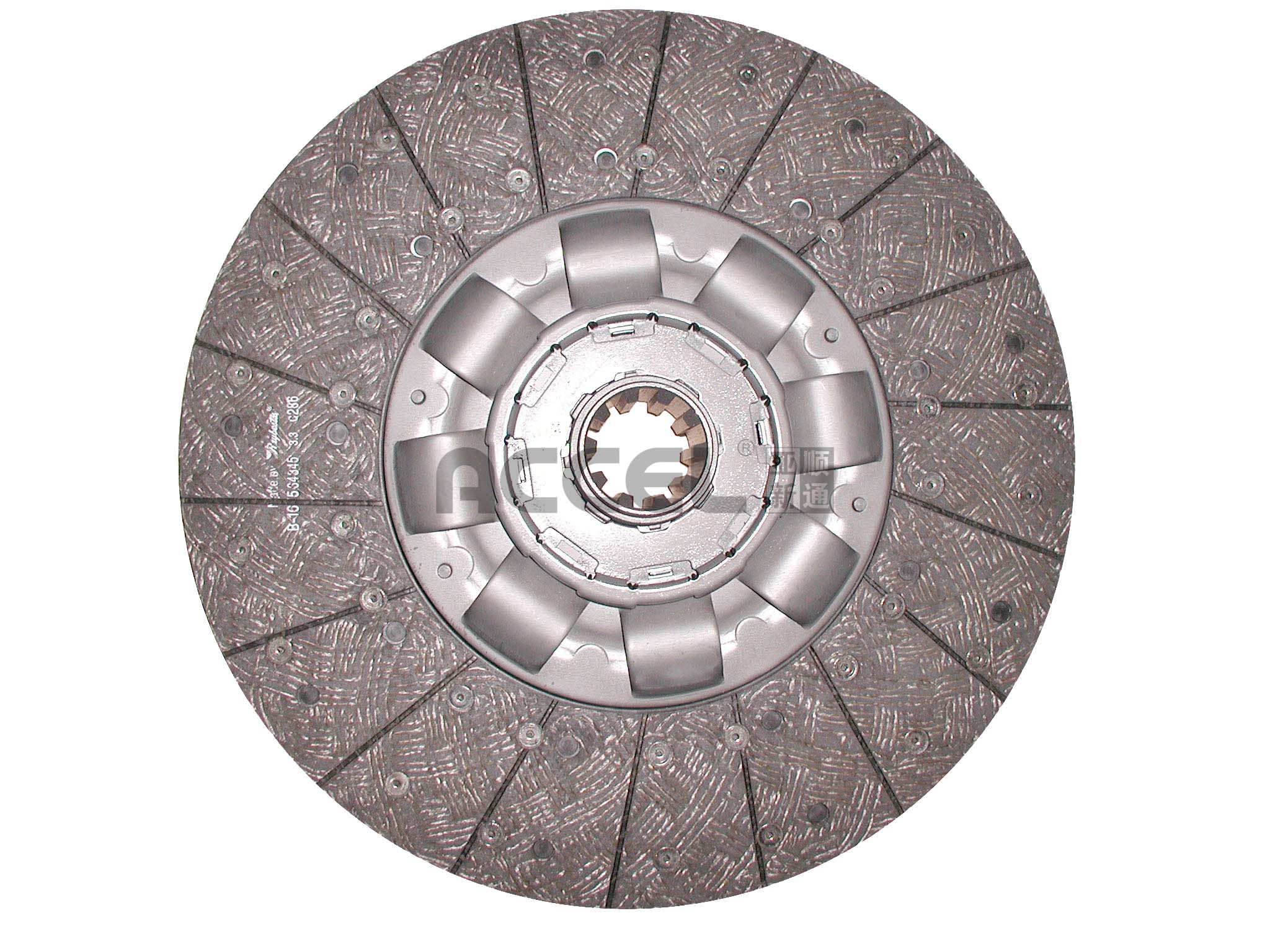 Clutch Disc/OE:NULL/430*240*10*50.8/AMN-002TS/MAN/CL1238