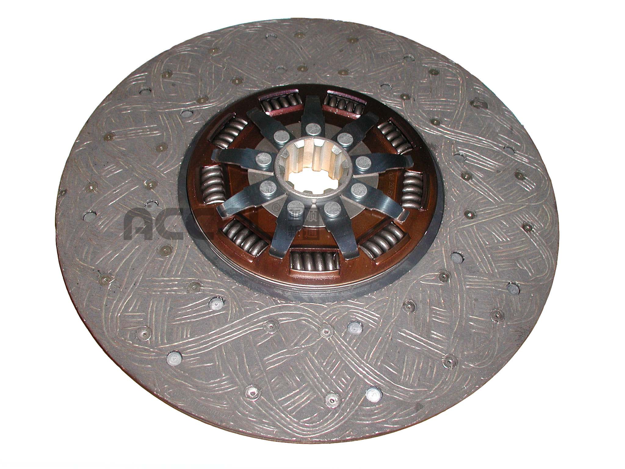 Clutch Disc/OE:008 250 8003/380*200*10*50.8/ABZ-014/MERCEDES BENZ/CL0535/1861 699136