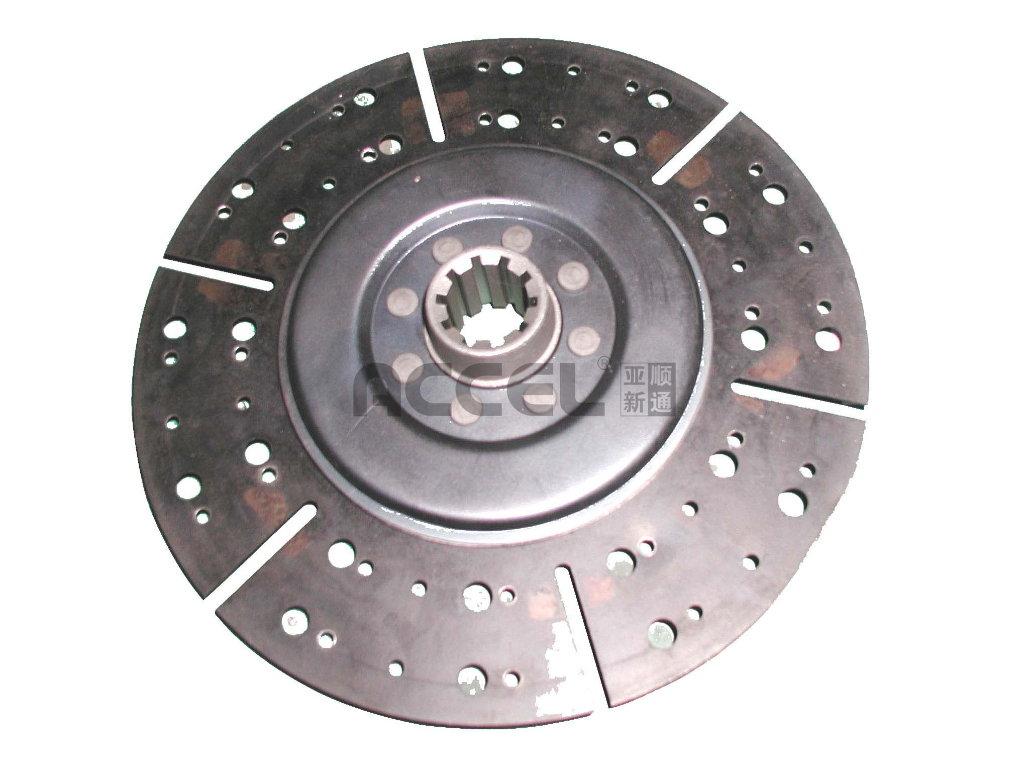 Clutch Disc/OE:007 250 1903/280*165*10*35/ABZ-021/MERCEDES BENZ/CL0732/1861 254 037