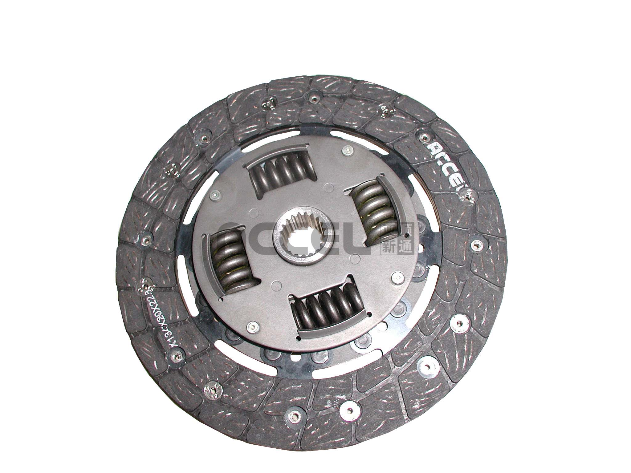 Clutch Disc/OE:NULL/200*135*20*22.8/ARS-003/RUSSIA Car/CL1017