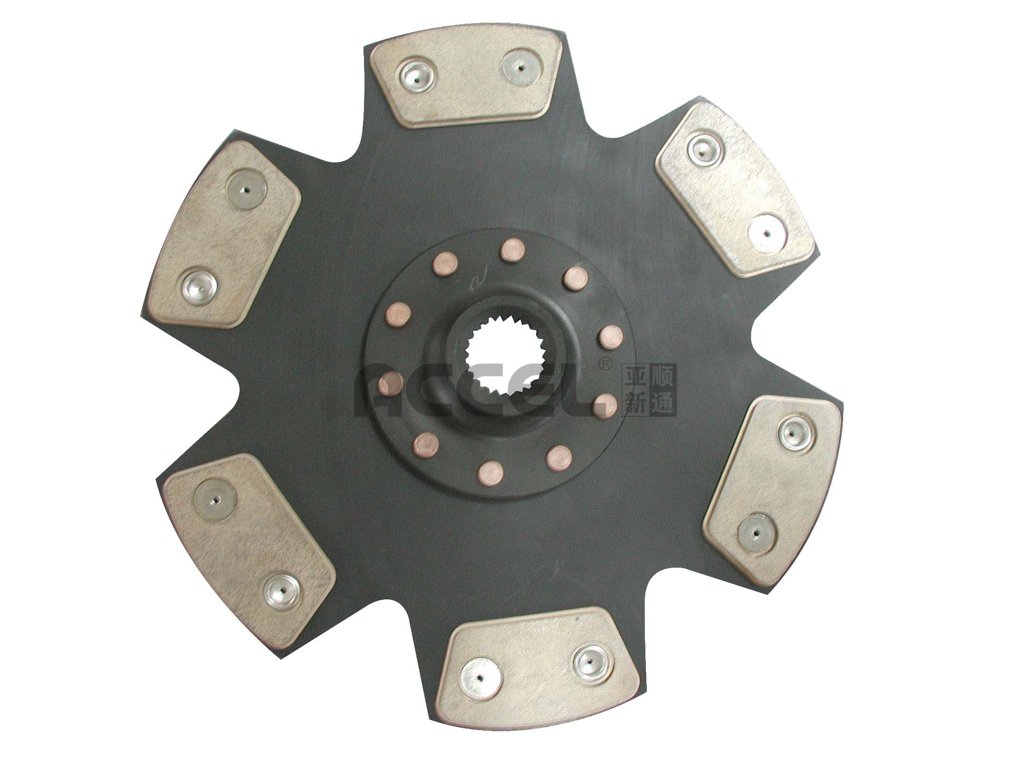 Clutch Disc/OE:NULL/240*24*25.3/ARC-007T/RACING CAR/CL1252