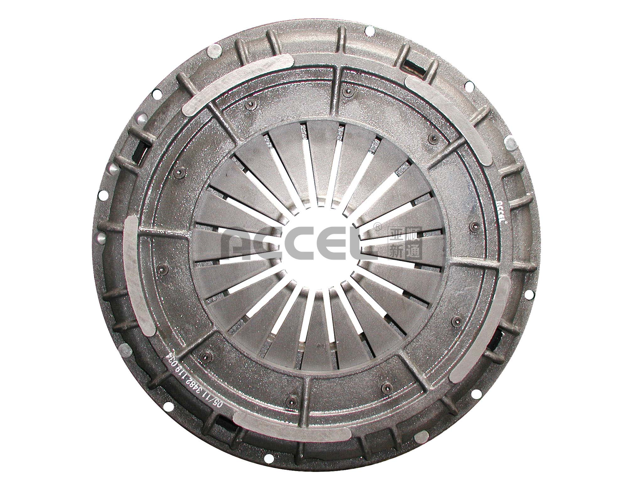 Clutch Cover/OE:3482 001 234/430*215*450/CSN-002/Scania/LY240