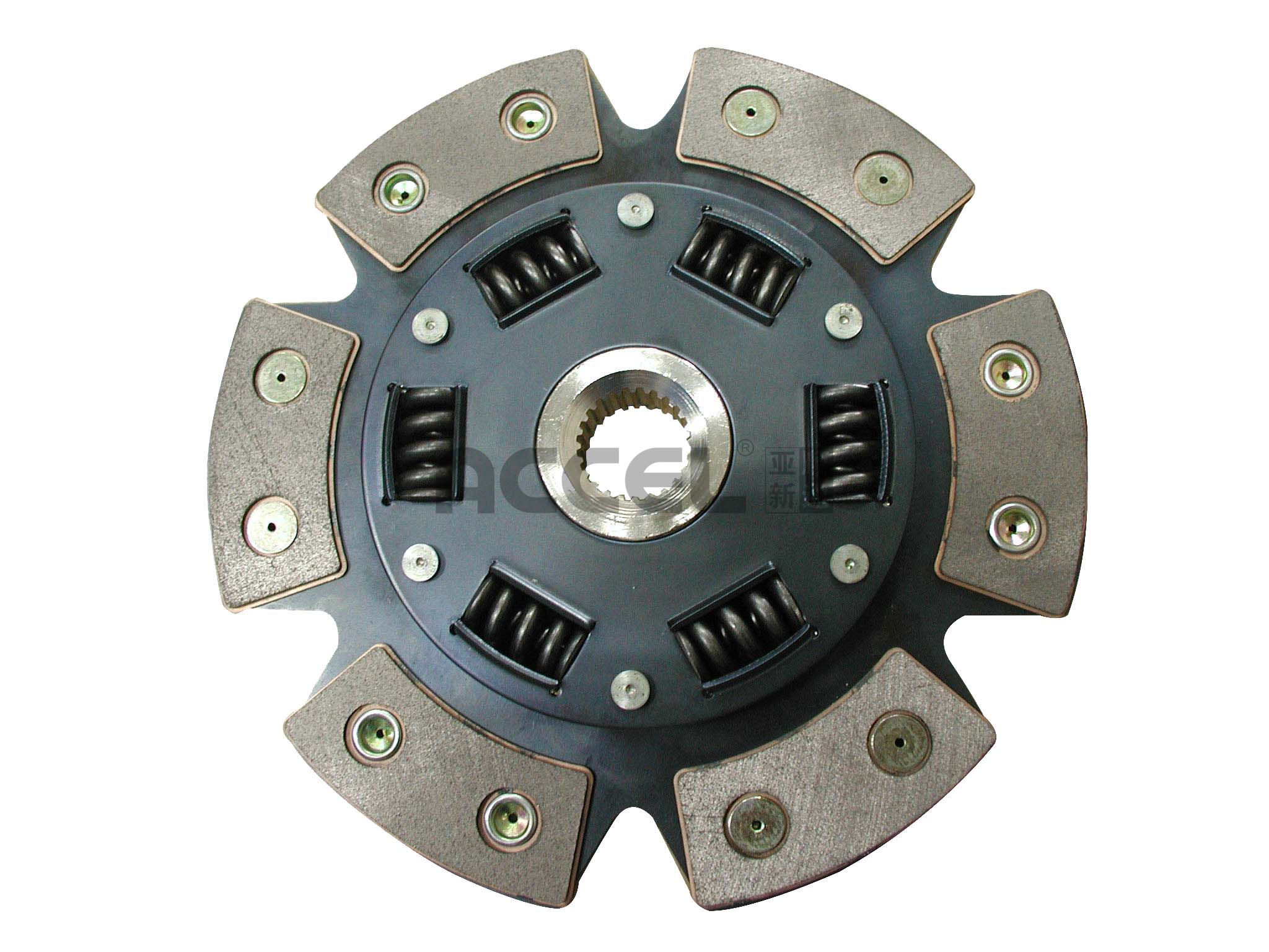 Clutch Disc/OE:6P/212*24*26/ARC-012T/RACING CAR/CL1369