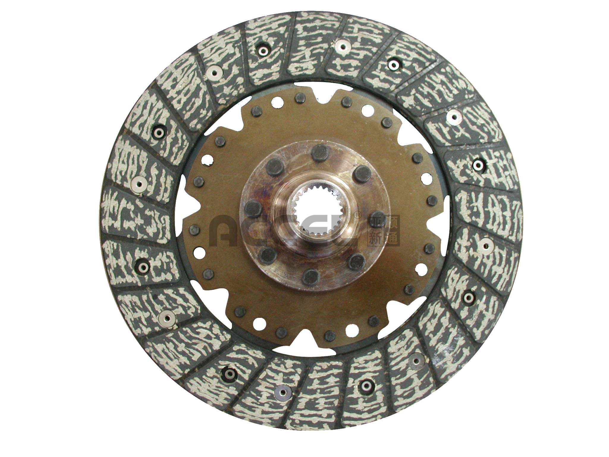 Clutch Disc/OE:NULL/200*130*24*20.6/ARC-016/RACING CAR/CL1279