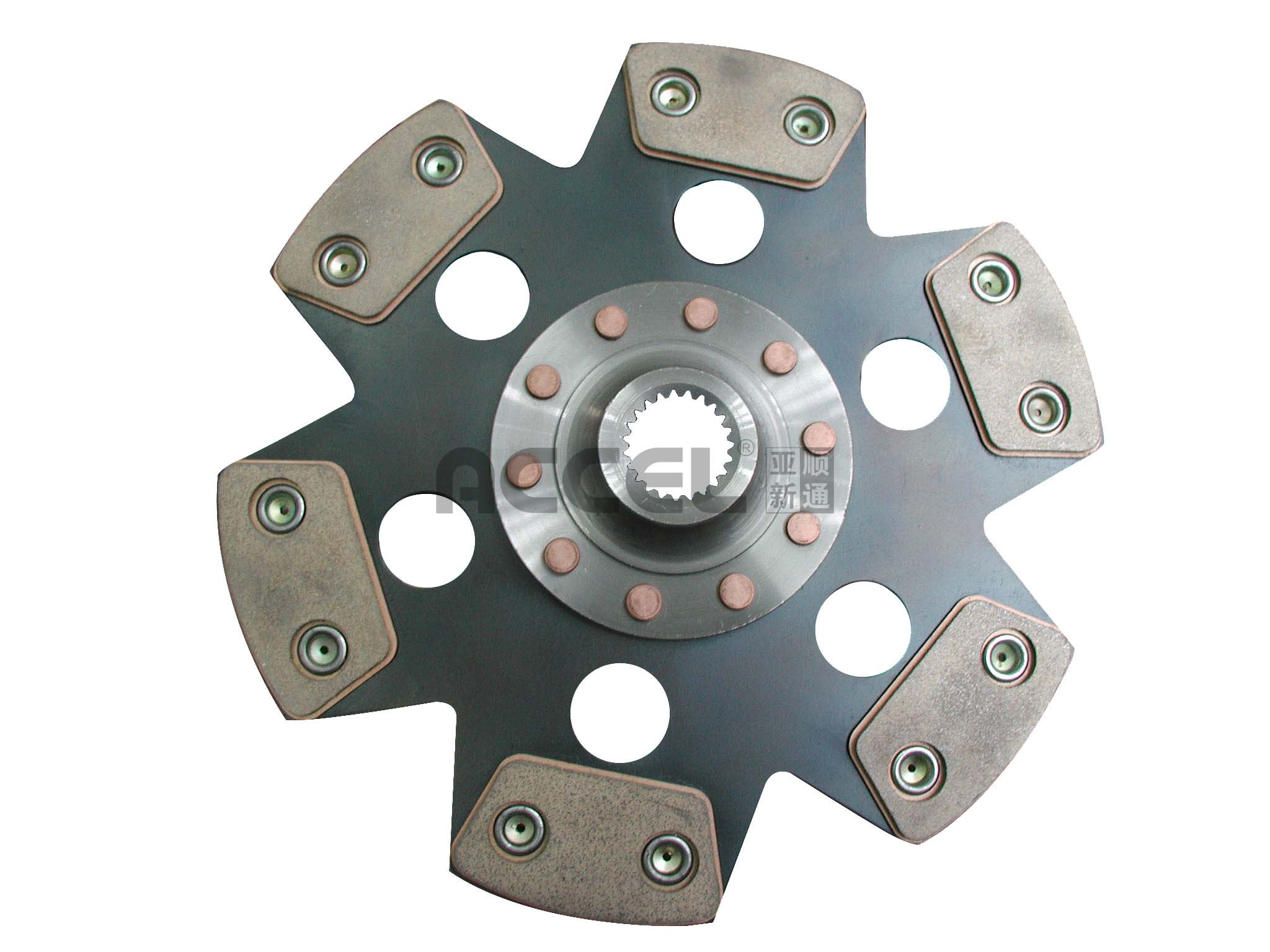 Clutch Disc/OE:NULL/230*23*26.2/ARC-009T/RACING CAR/CL1319