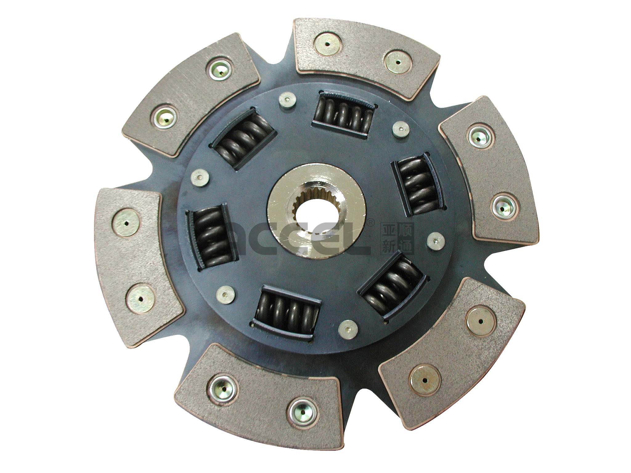 Clutch Disc/OE:6P/212*20*22/ARC-011T/RACING CAR/CL1368