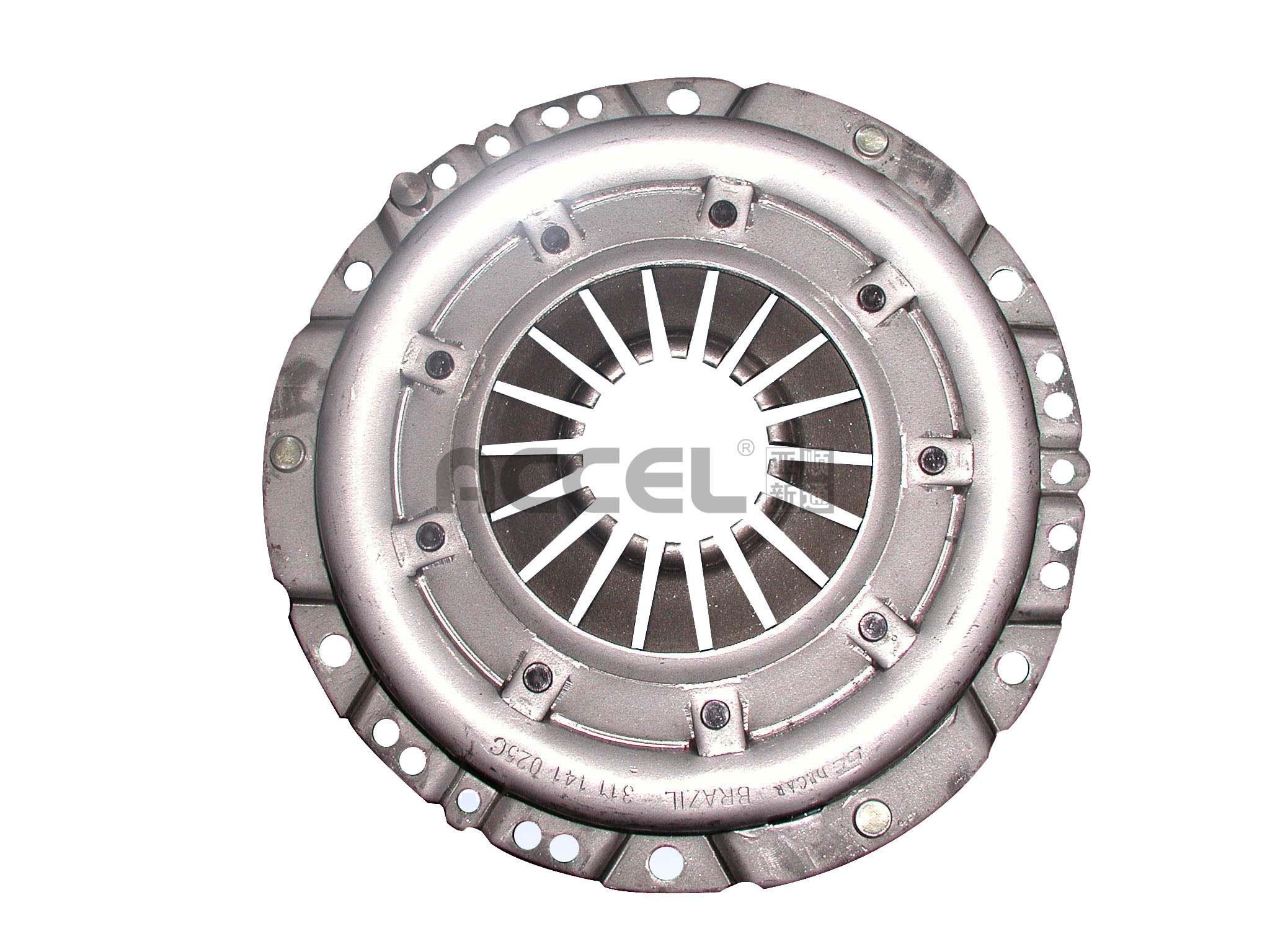 Clutch Cover/OE:120 0001 10/200*127*218/STC-052/OTHERS/LY104/021 141 025C