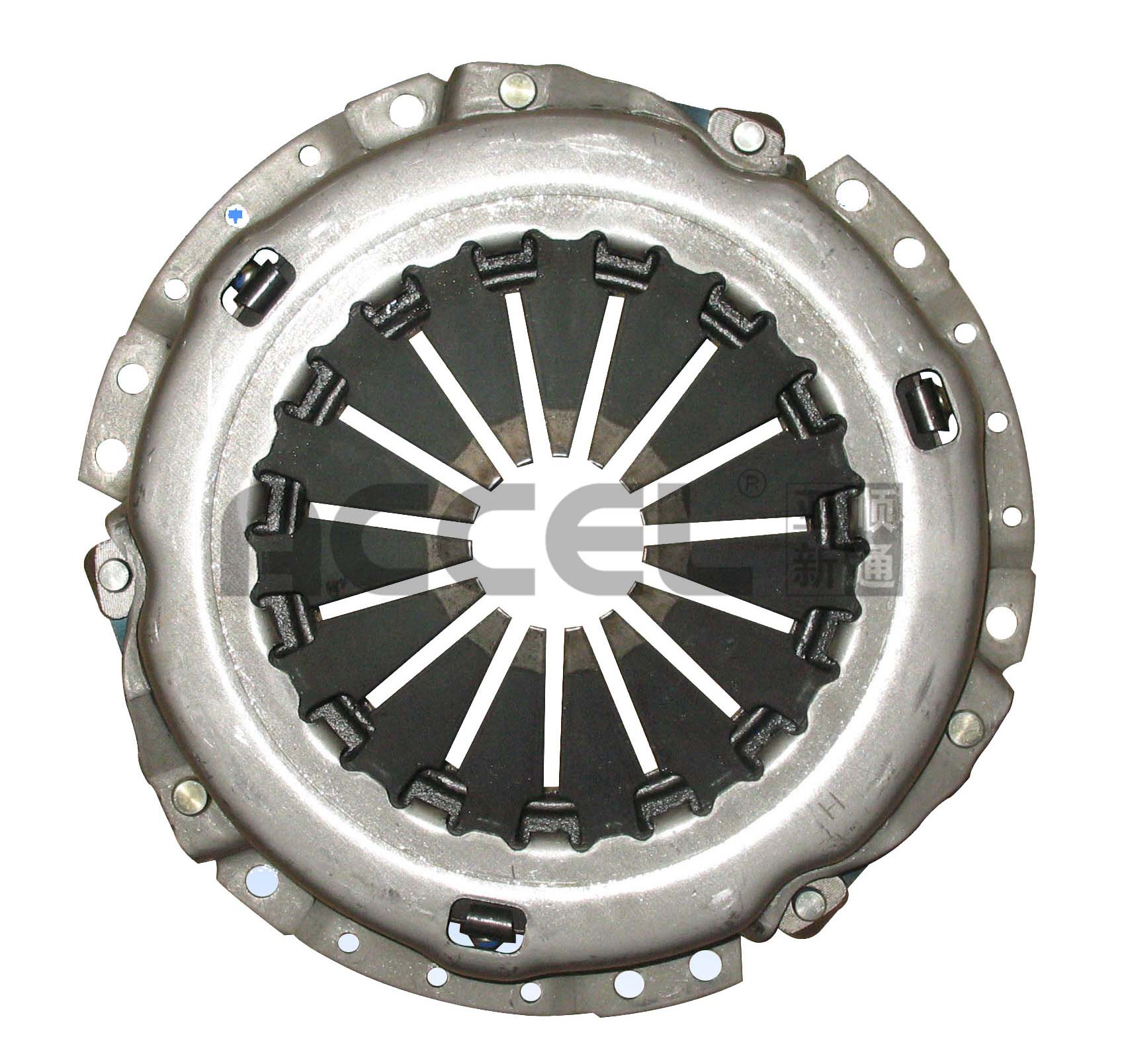 Clutch Cover/OE:31210-12152/215*137*250/CTY-008/TOYOTA/LY154/CT-088
