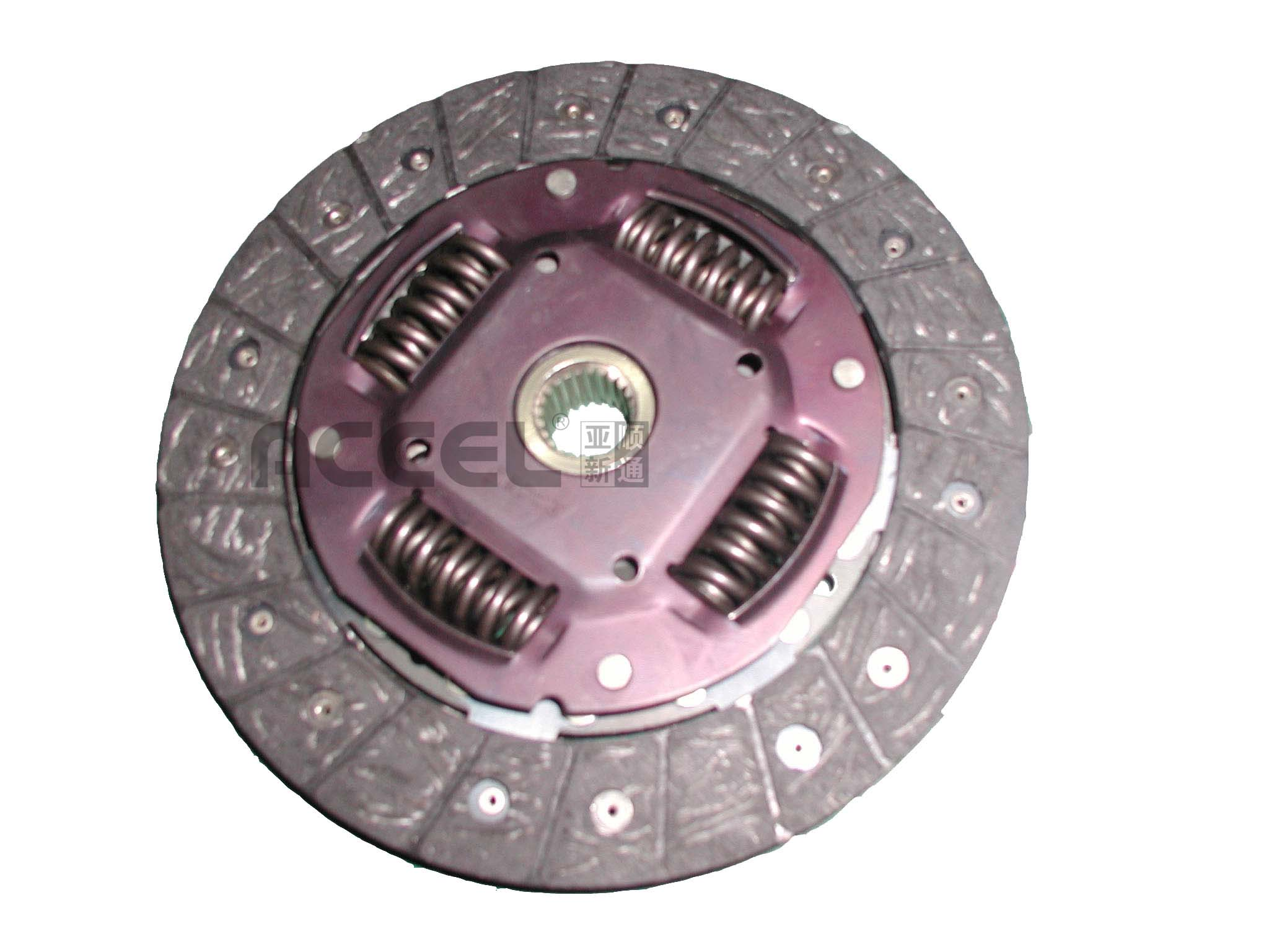 Clutch Disc/OE:NULL/190*135*24*20.6/ACE-039TS/VOLKSWAGEN/CL0375