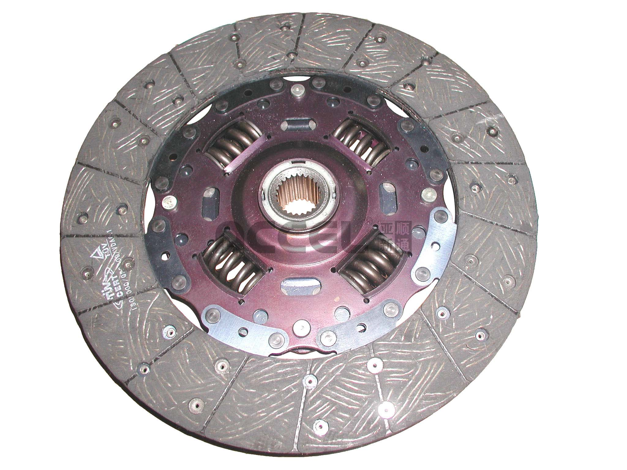 Clutch Disc/OE:30100-WJ100