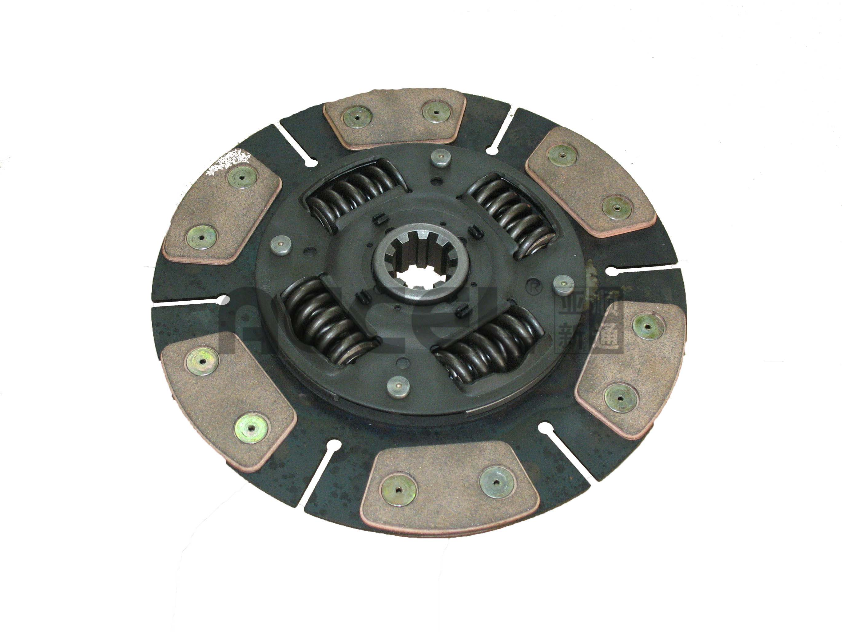 Clutch Disc/OE:NULL/225*10*29.2/ARS-012T/RUSSIA Car/CL1961