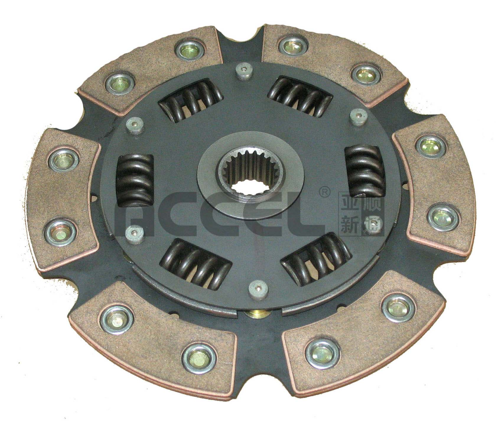 Clutch Disc/OE:NULL/190*20*22.8/ARS-011T/RUSSIA Car/CL1960