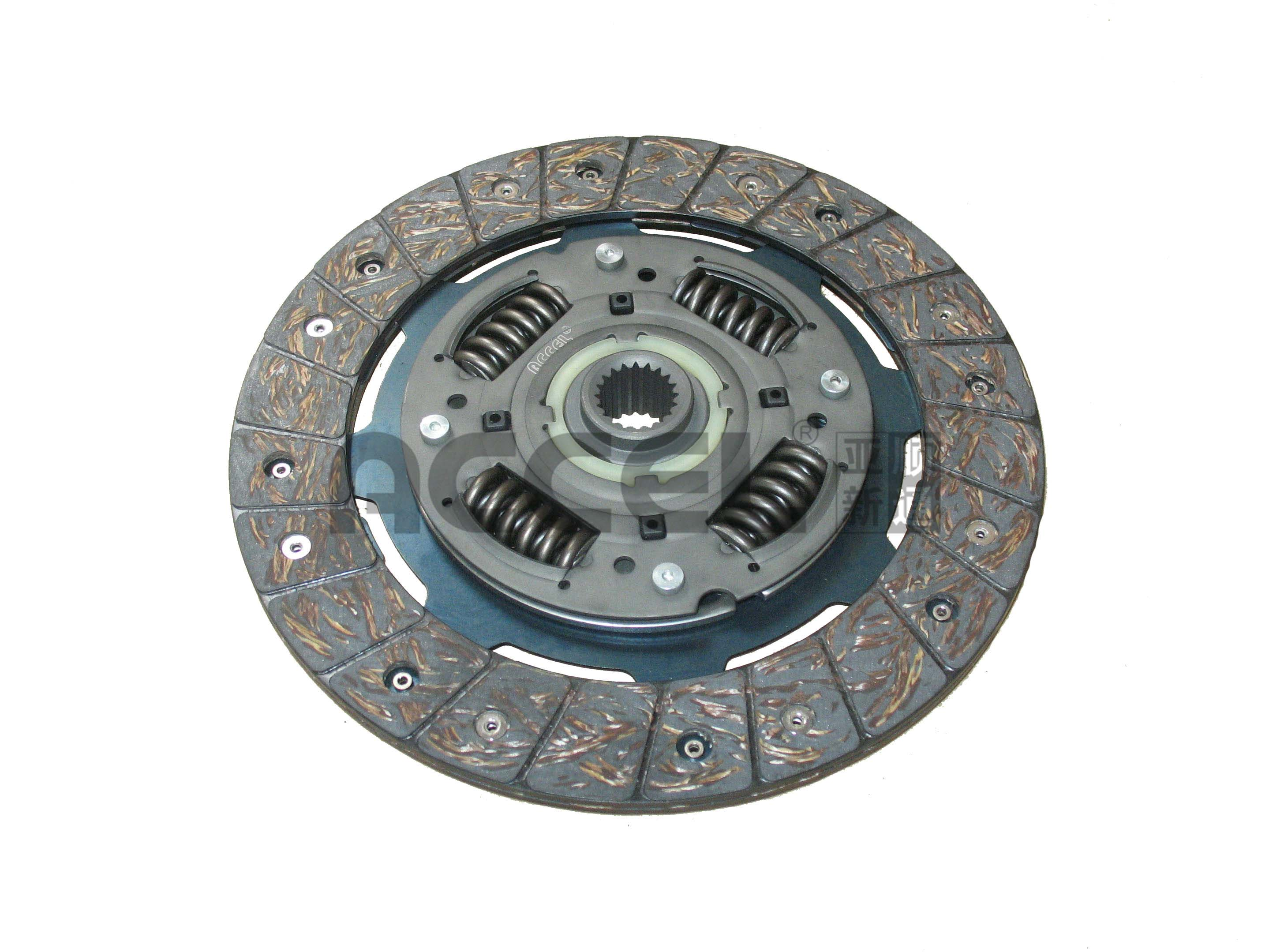 Clutch Disc/OE:NULL/220*155*20*22.1/AG-183TS/CHINESE VEHICLES/CL1946