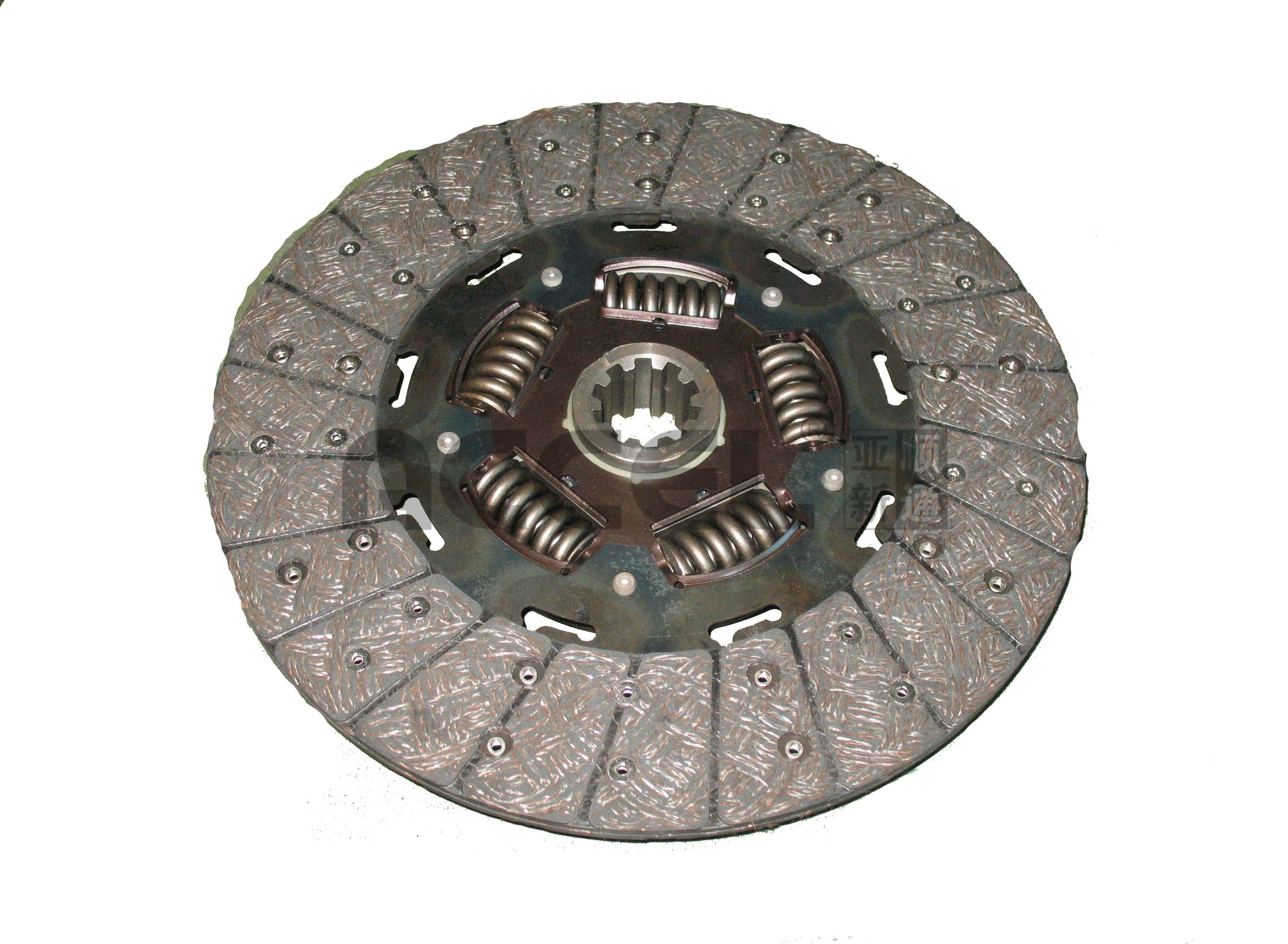 Clutch Disc/OE:NULL/310*190*10*38.4/AG-194TS/CHINESE VEHICLES/CL1962