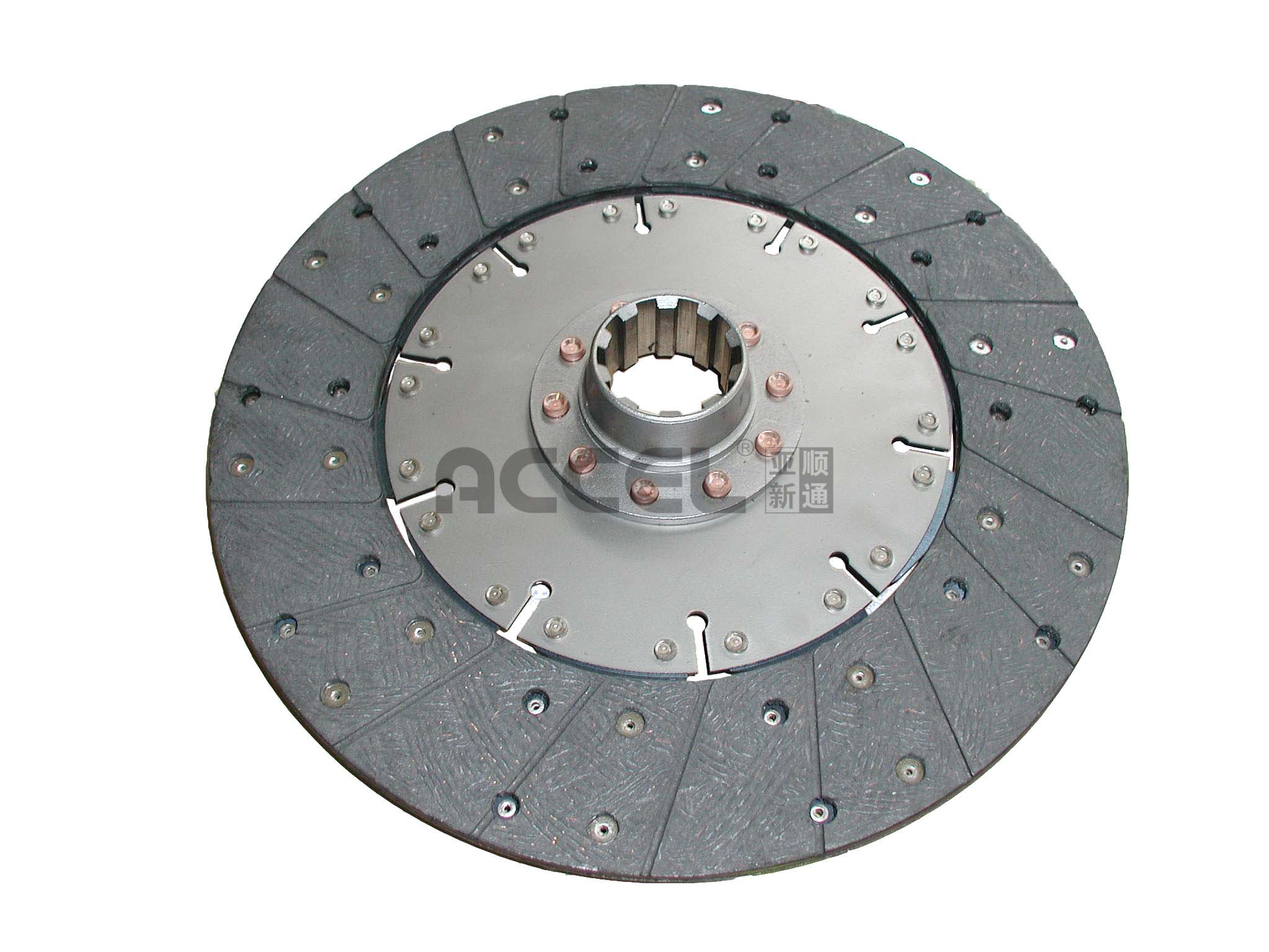 Clutch Disc/OE:NULL/302*190*10*44.6/AV-019/AgriculturalVehicles/CL1048