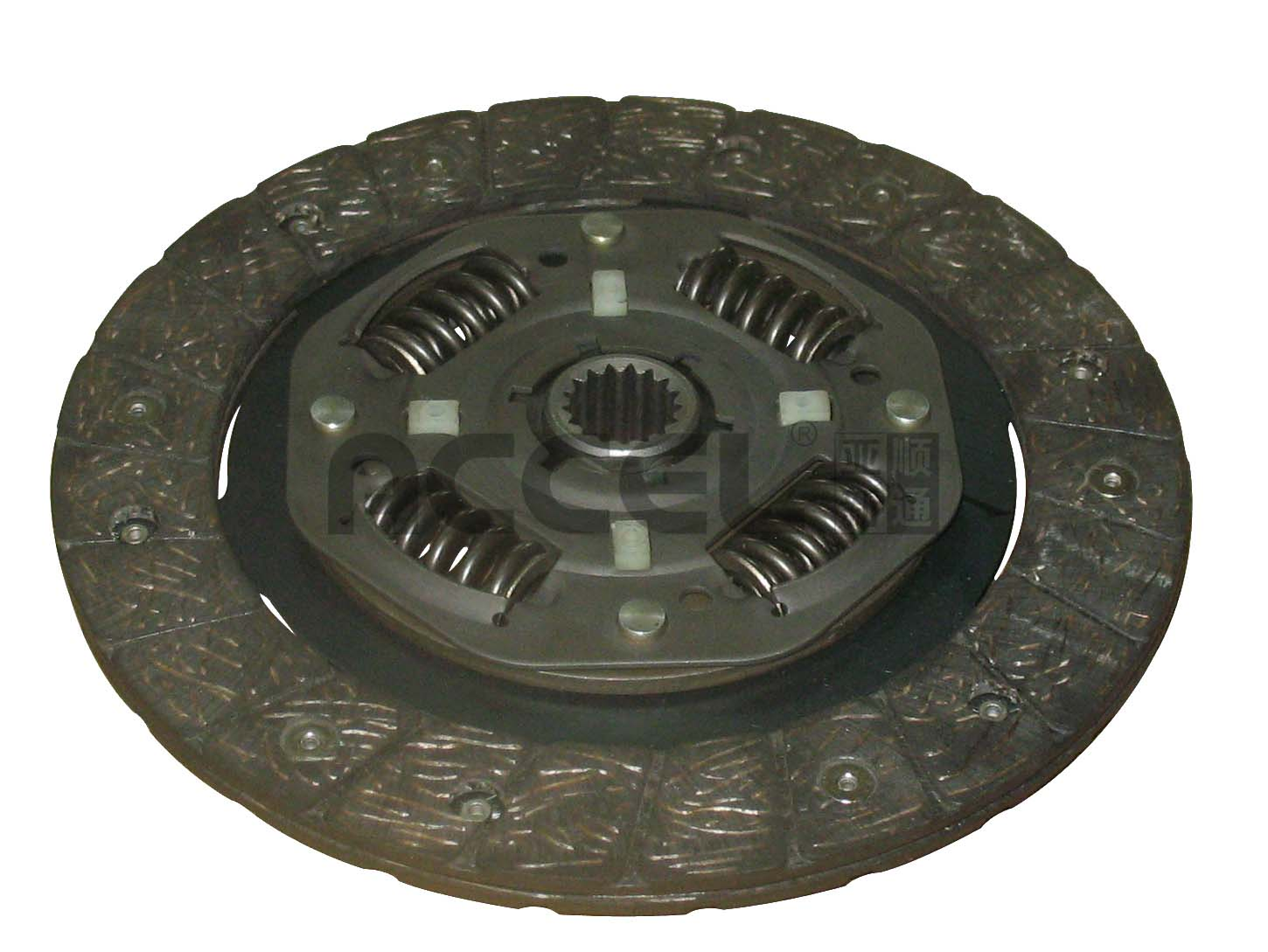 Clutch Disc/OE:701274/190*135*17*20/AFD-031TS/FORD/CL1782
