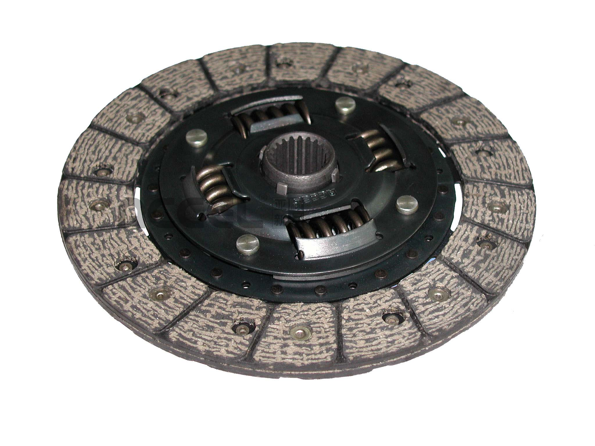 Clutch Disc/OE:MBD019/184*127*20*22.4/AMZ-014/MAZDA/CL0080/MD701151/MZD047/E301-16-460