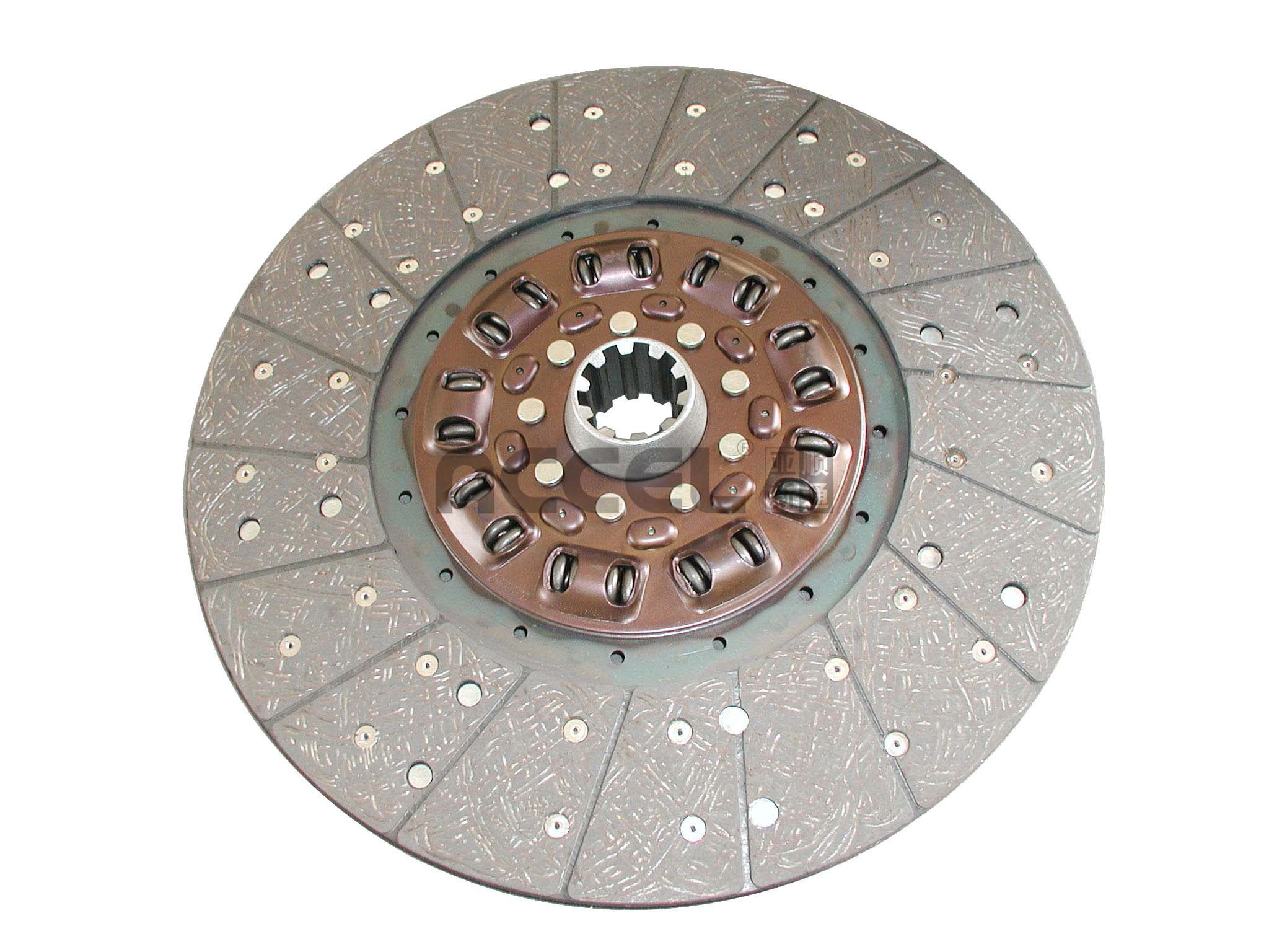 Clutch Disc/OE:NULL/395*230*10*44.4/AG-128/CHINESE VEHICLES/CL1104