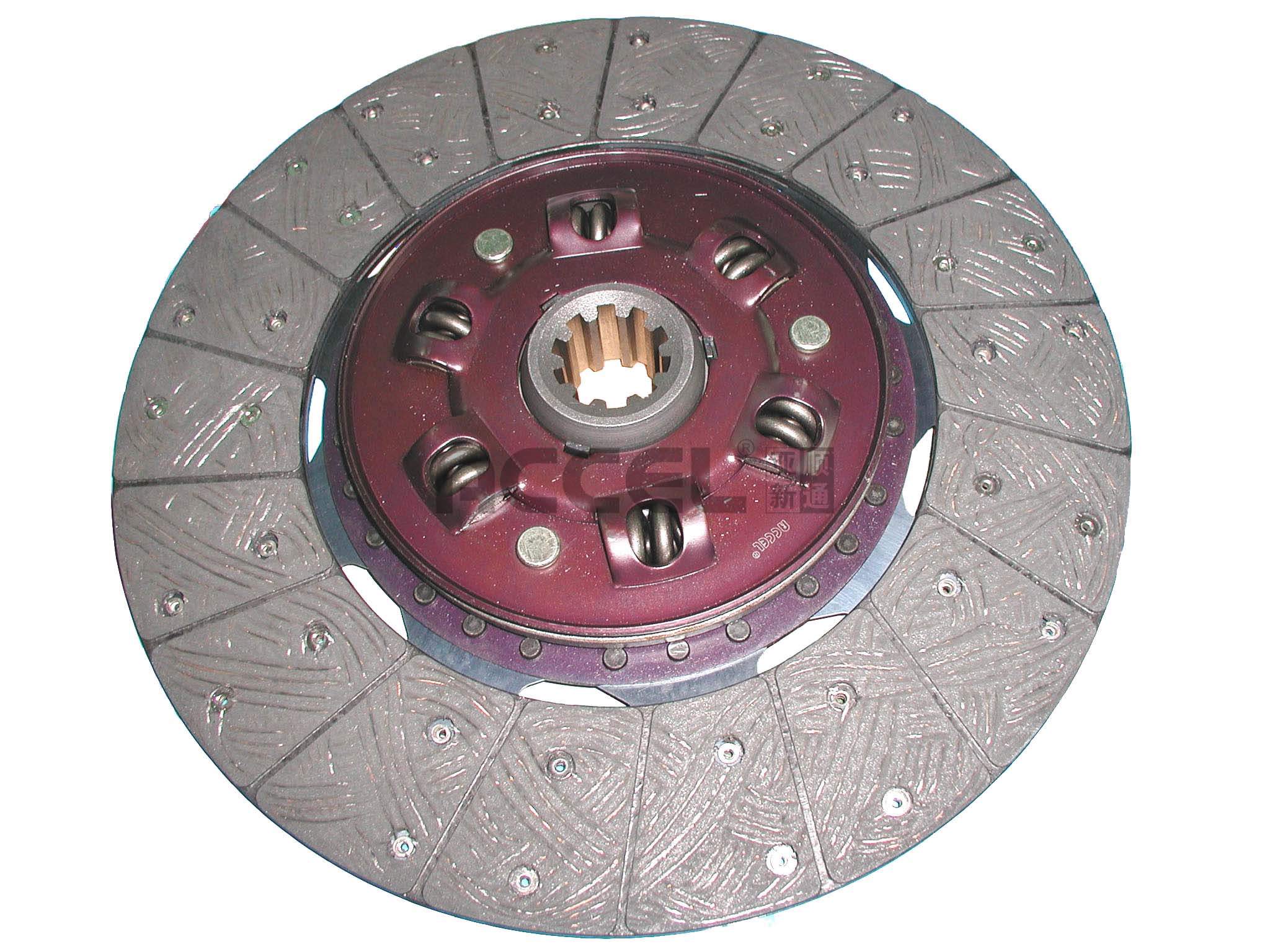 Clutch Disc/OE:NULL/352*216*10*38.4/AG-078/CHINESE VEHICLES/CL0927