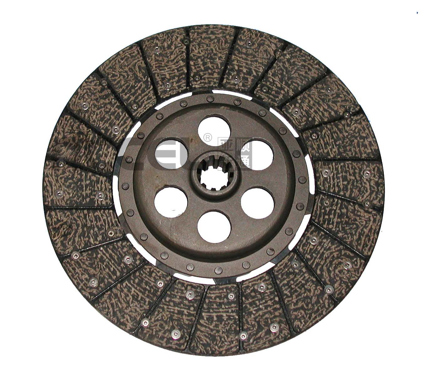 Clutch Disc/OE:NULL/280*165*10*28.9/ACE-043/AgriculturalVehicles/CL0403