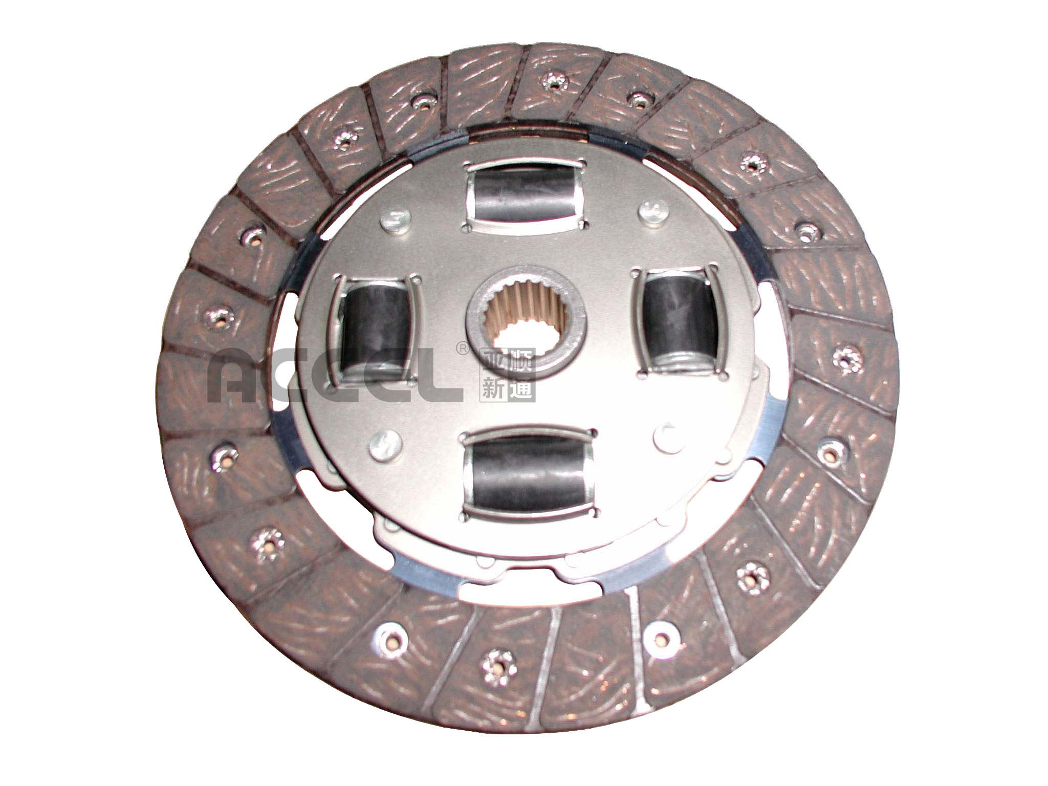 Clutch Disc/OE:NULL/200*140*21*22/AHC-010/HONDA/CL0289