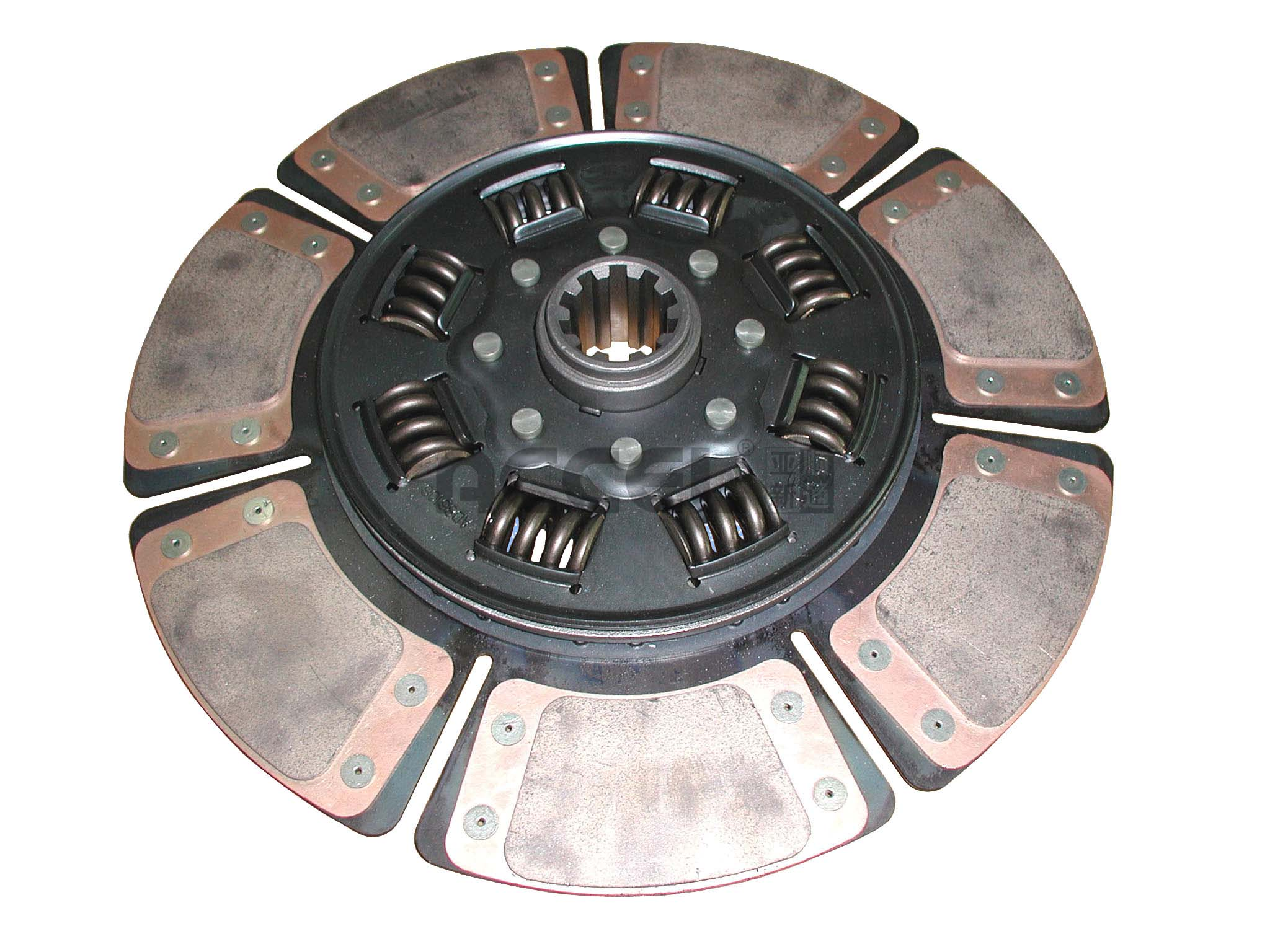 Clutch Disc/OE:NULL/400*10*44.5/AG-071T/CHINESE VEHICLES/CL0830