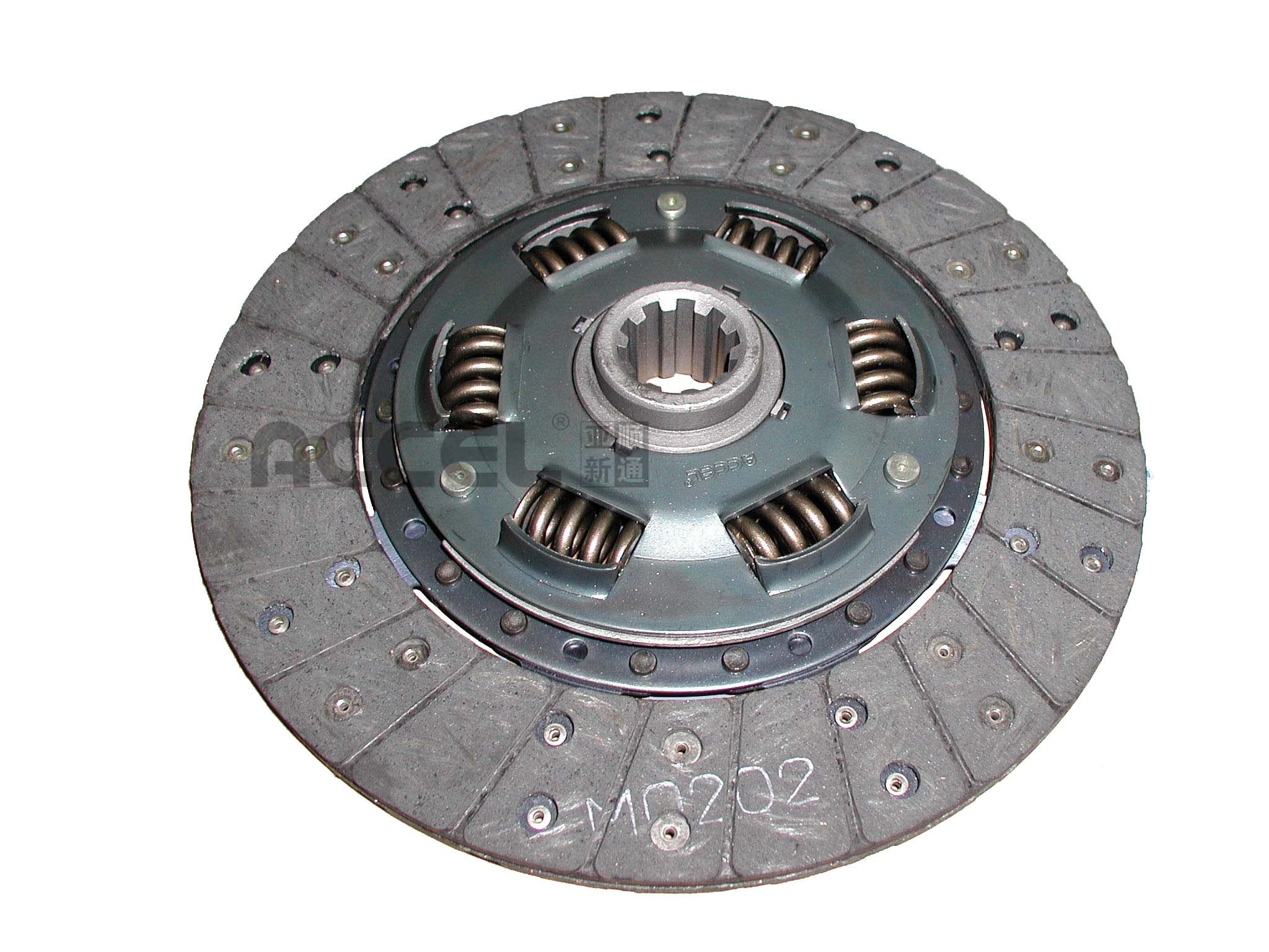 Clutch Disc/OE:NULL/240*160*10*29/ACE-005/BEDFORD/CL0285