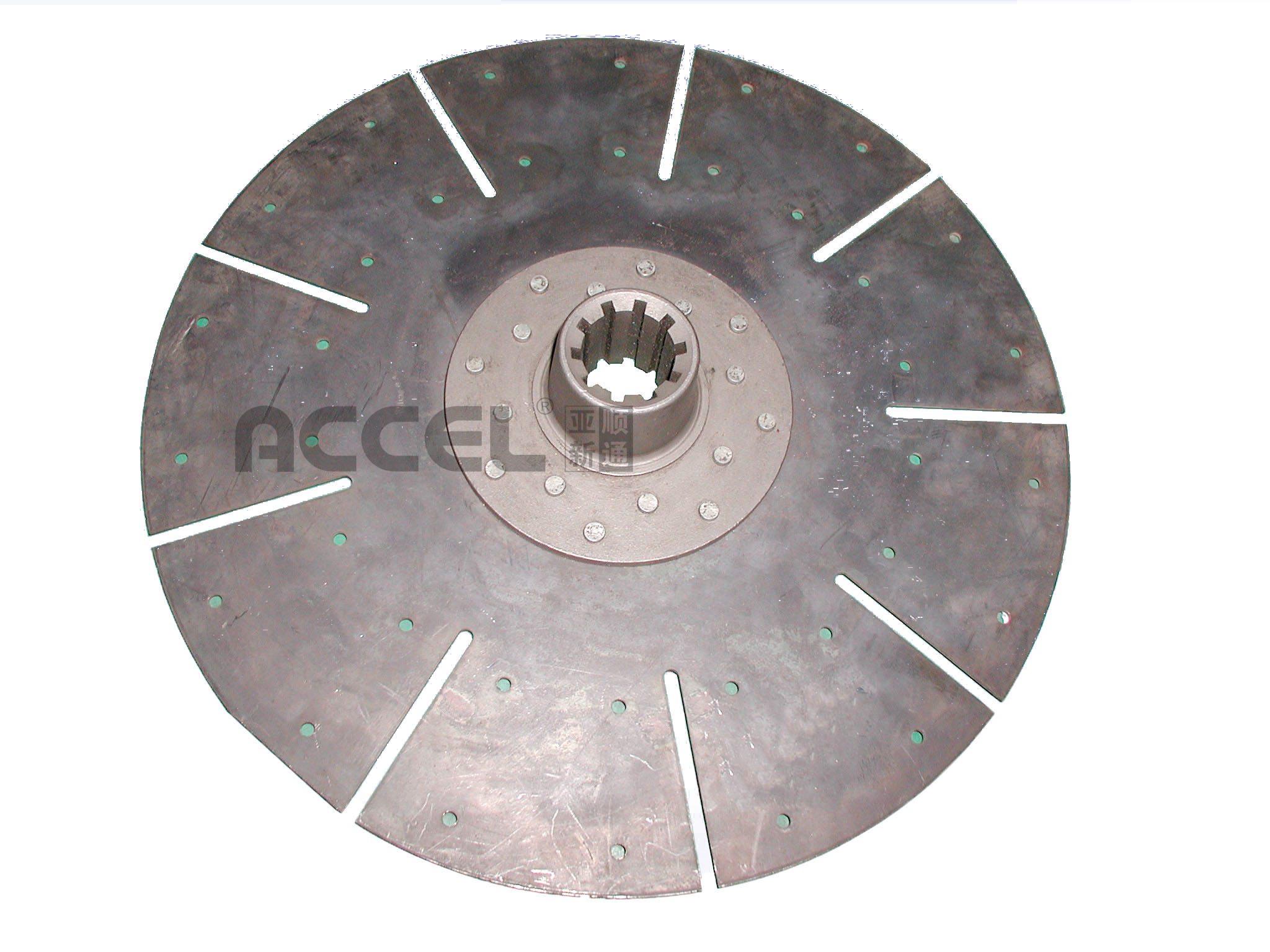 Clutch Disc/OE:NULL/410*220*10*45/ACE-095/OTHERS/CL0492