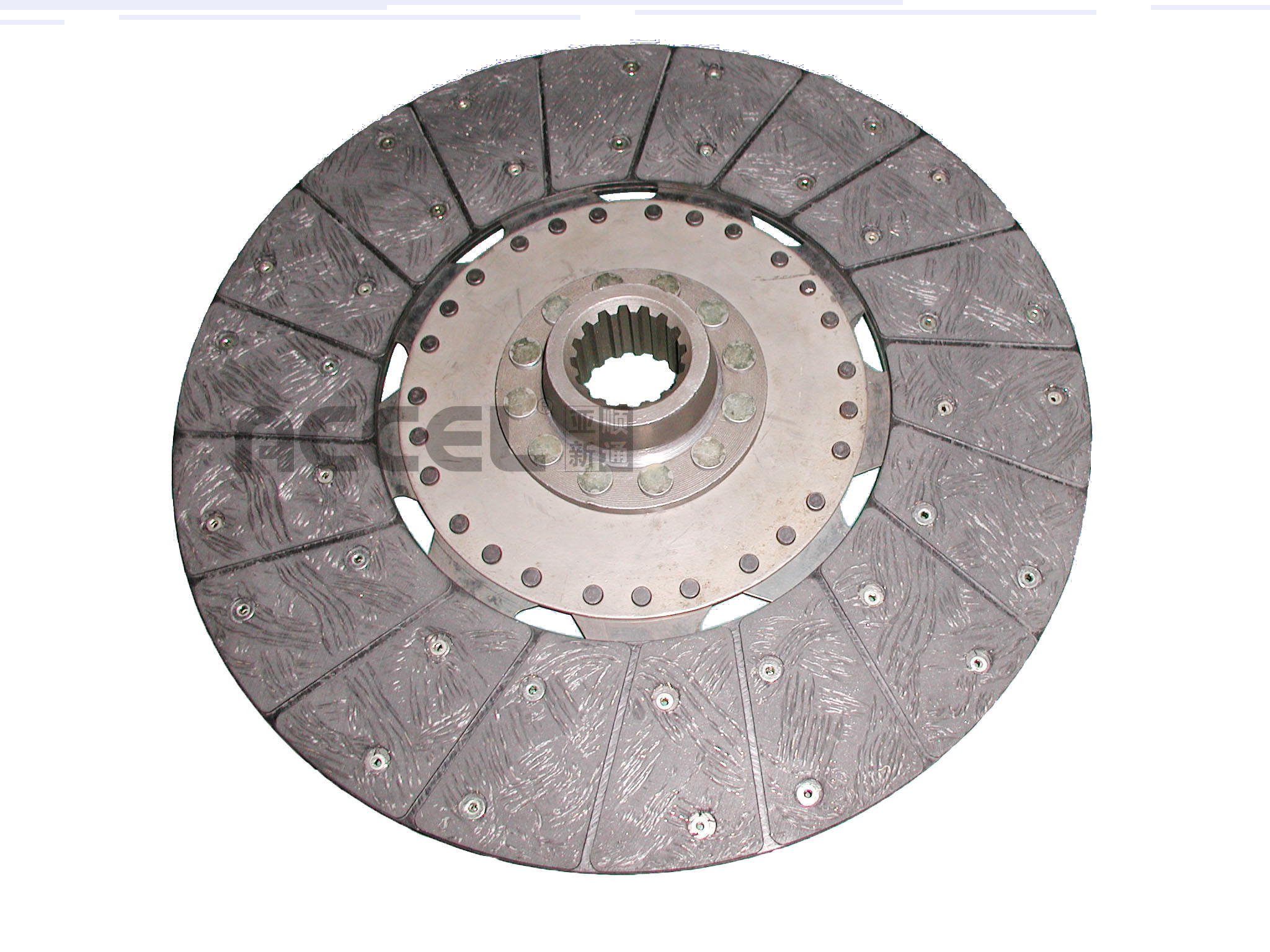Clutch Disc/OE:NULL/380*210*16*45/ACE-094/OTHERS/CL0491