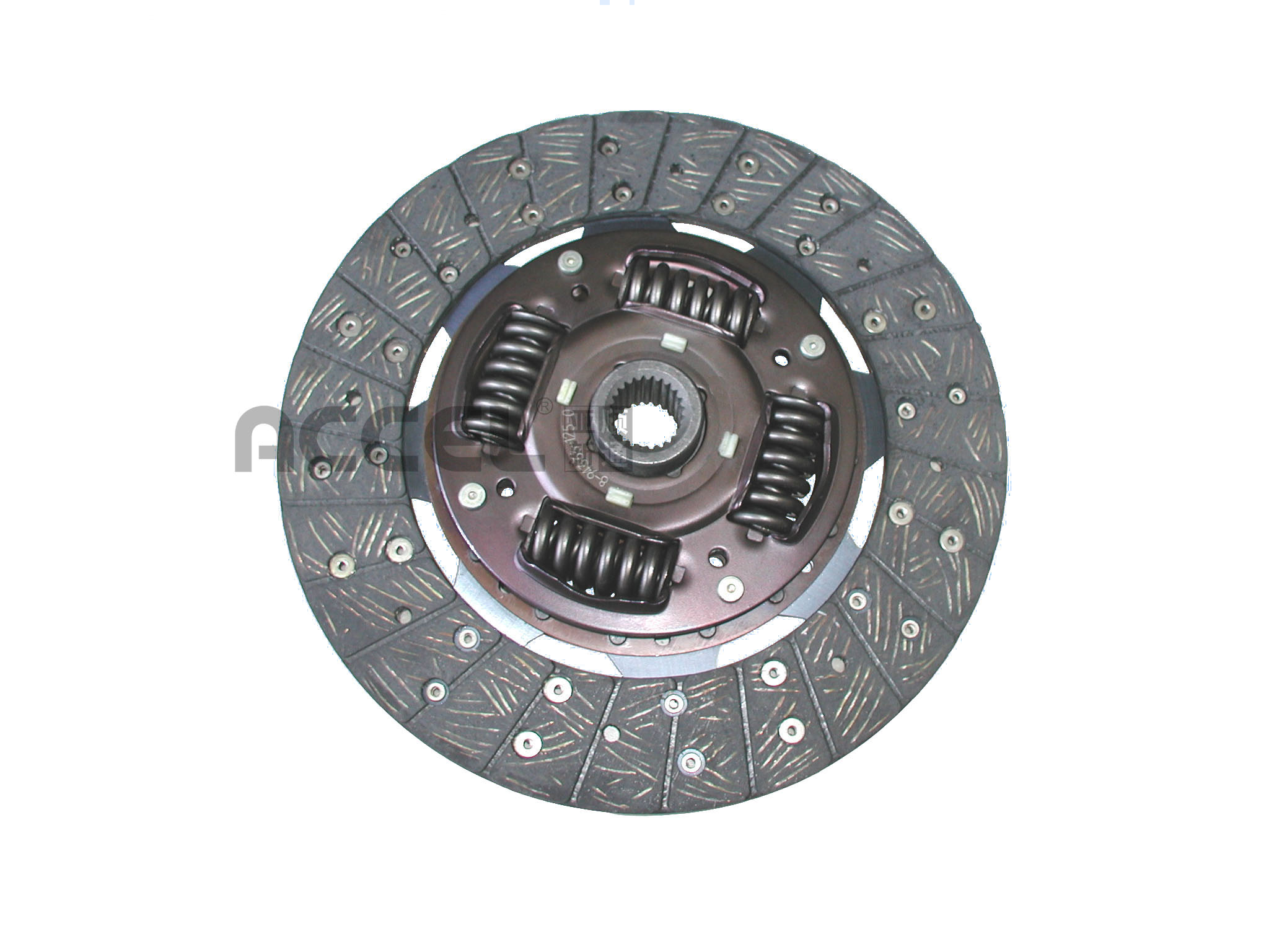 Clutch Disc/OE:8-94171-965-1/260*170*24*25.6/AIS-041/ISUZU/CL0500/ISD109US